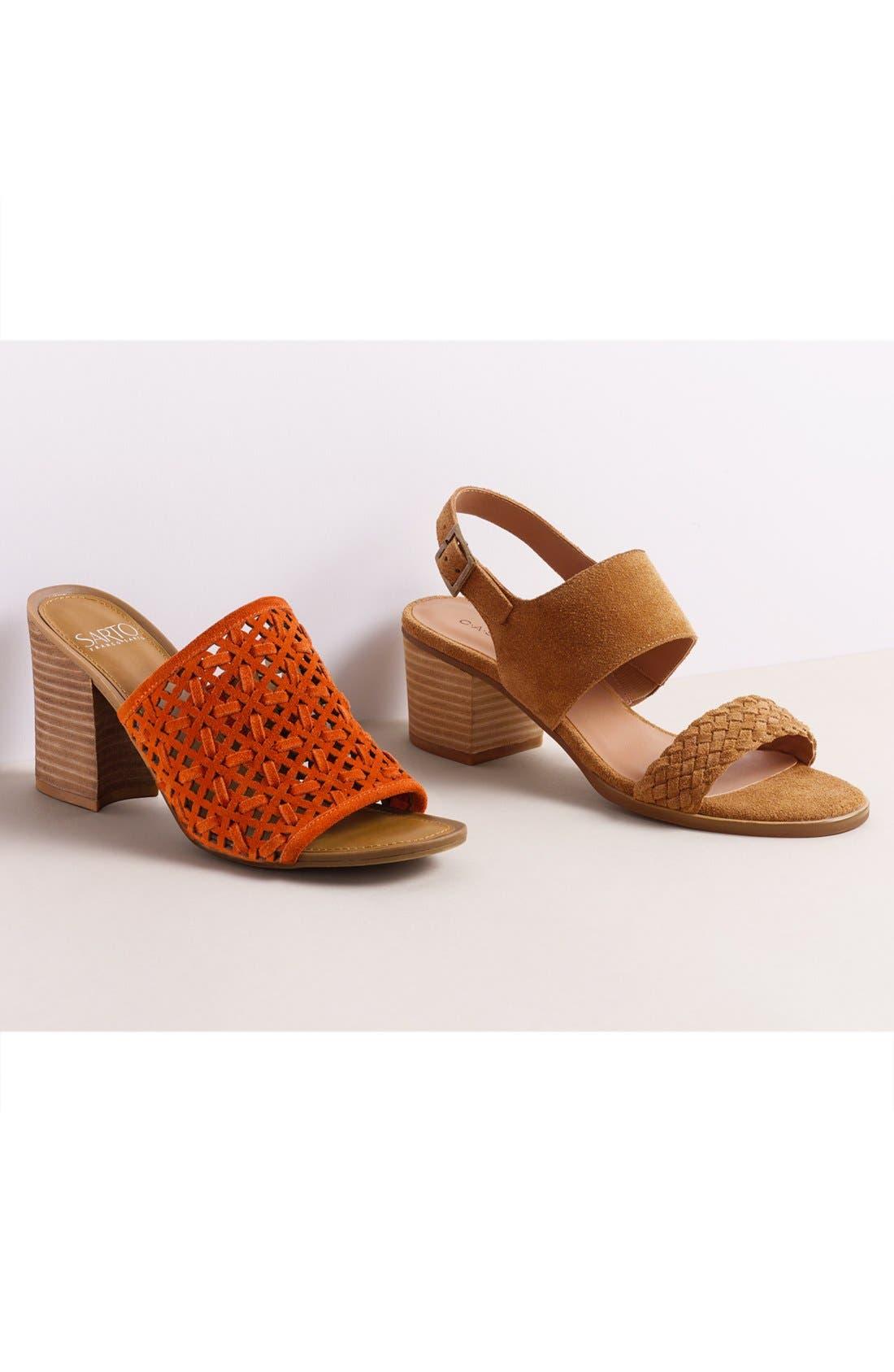 CASLON<SUP>®</SUP>,                             Carden 2 Sandal,                             Alternate thumbnail 5, color,                             001