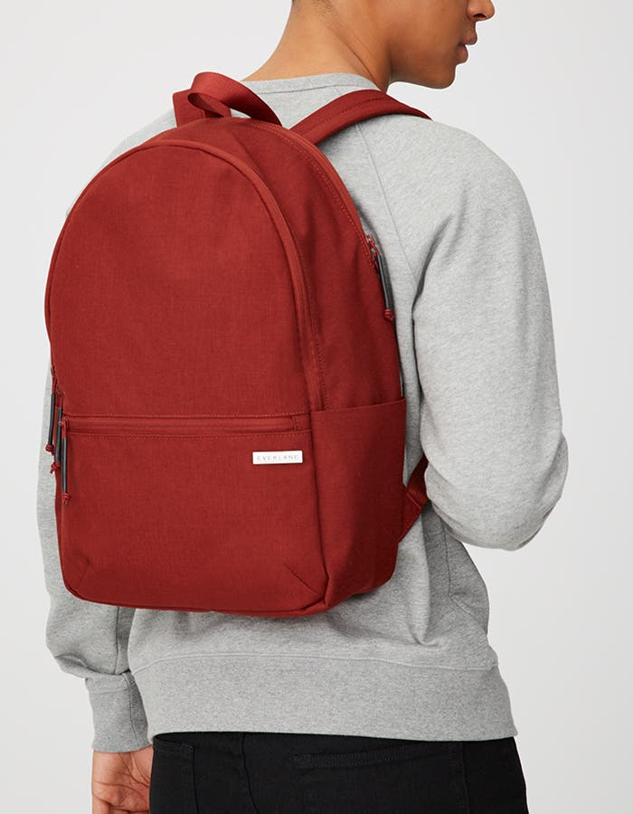 Pop-In@Nordstrom Welcomes Everlane: Street nylon zip backpack (large), $48.