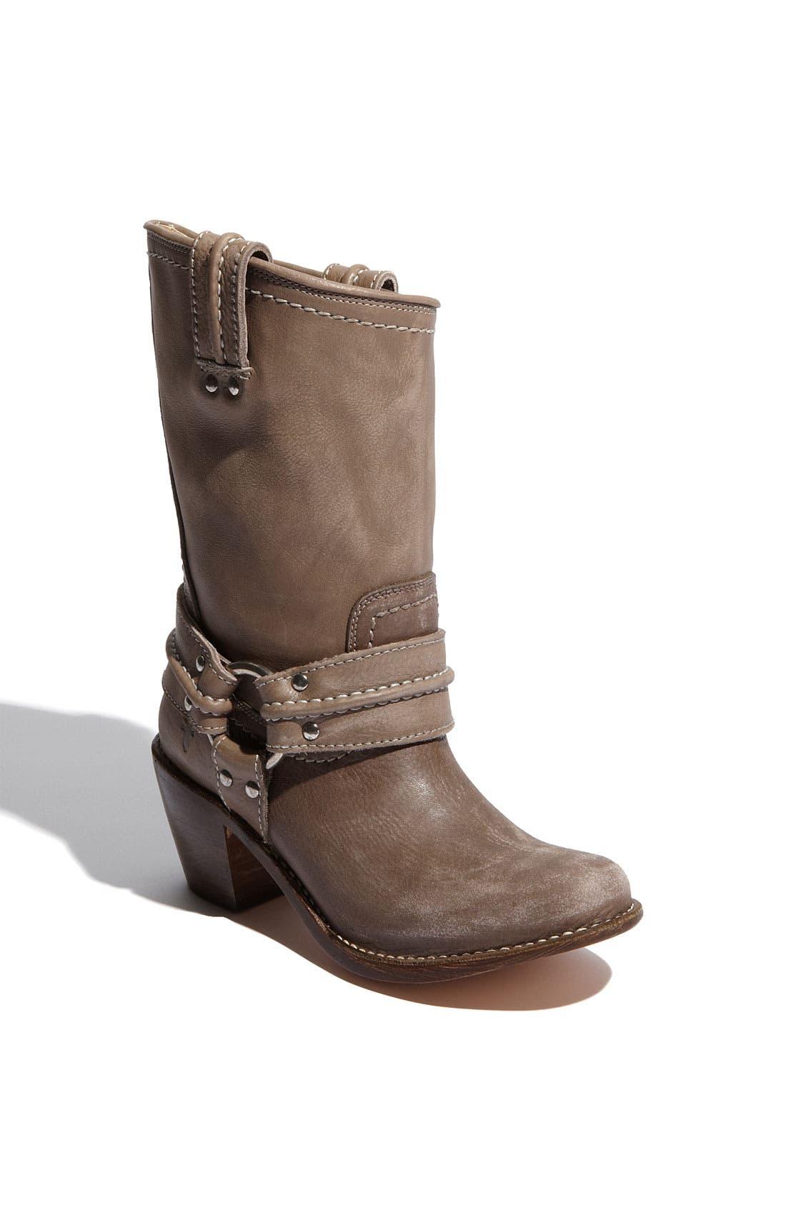 'Carmen' Harness Boot,                             Main thumbnail 1, color,                             030