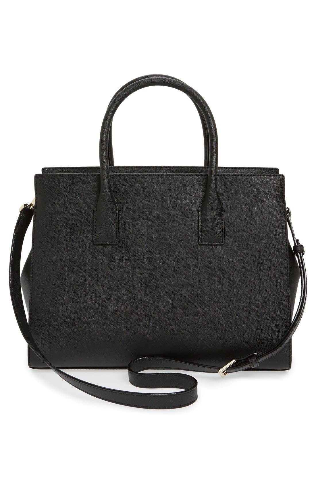 cameron street - candace leather satchel,                             Alternate thumbnail 69, color,
