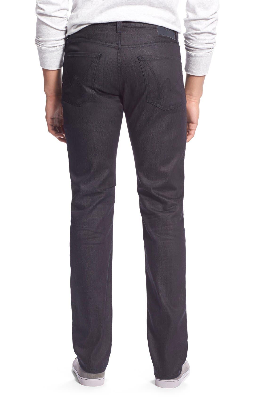 'Core' Slim Fit Jeans,                             Alternate thumbnail 3, color,                             PRESTIGE