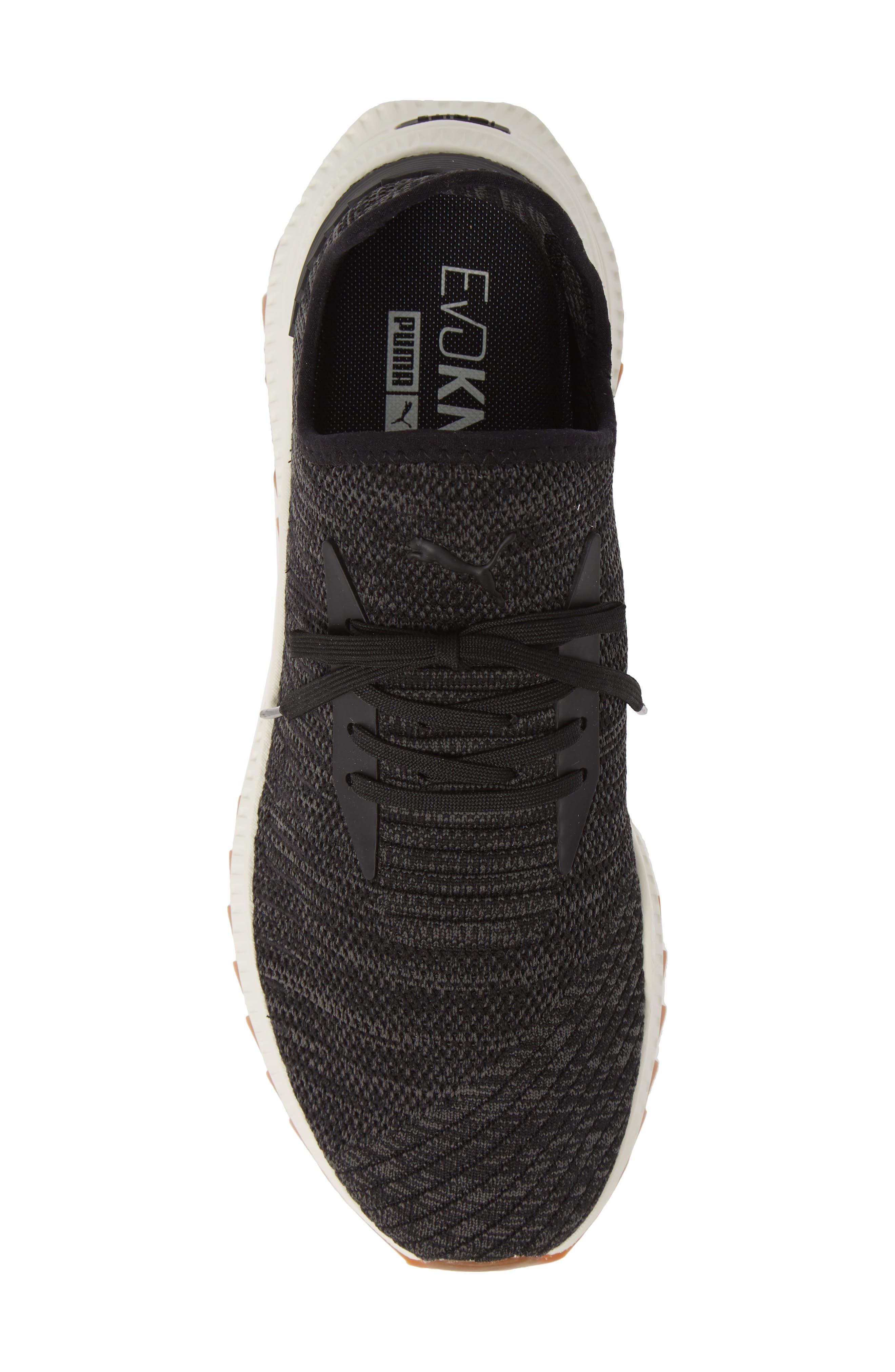 Avid Water Repellent Sneaker,                             Alternate thumbnail 5, color,                             001