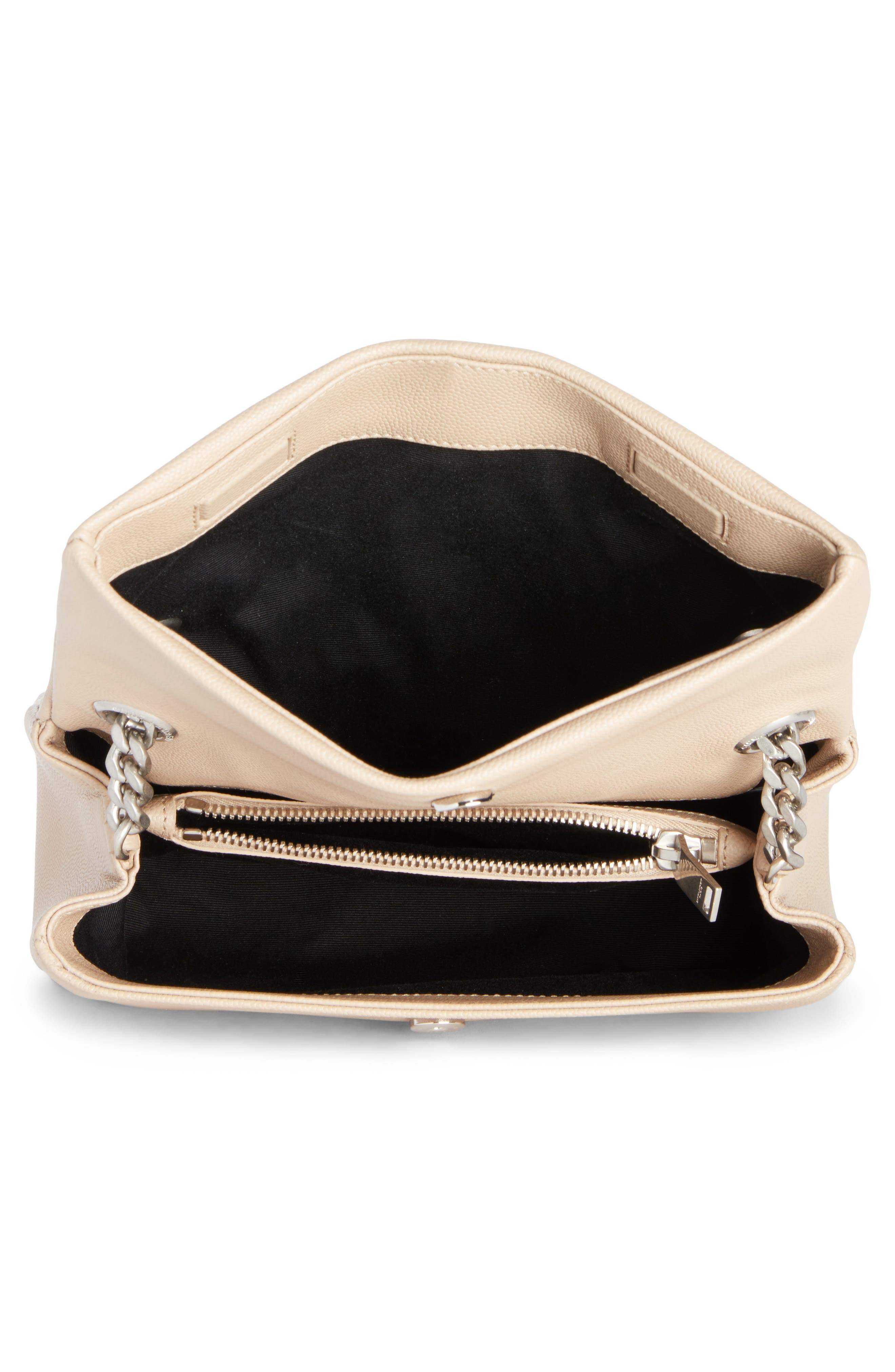 West Hollywood Calfskin Leather Messenger Bag,                             Alternate thumbnail 14, color,