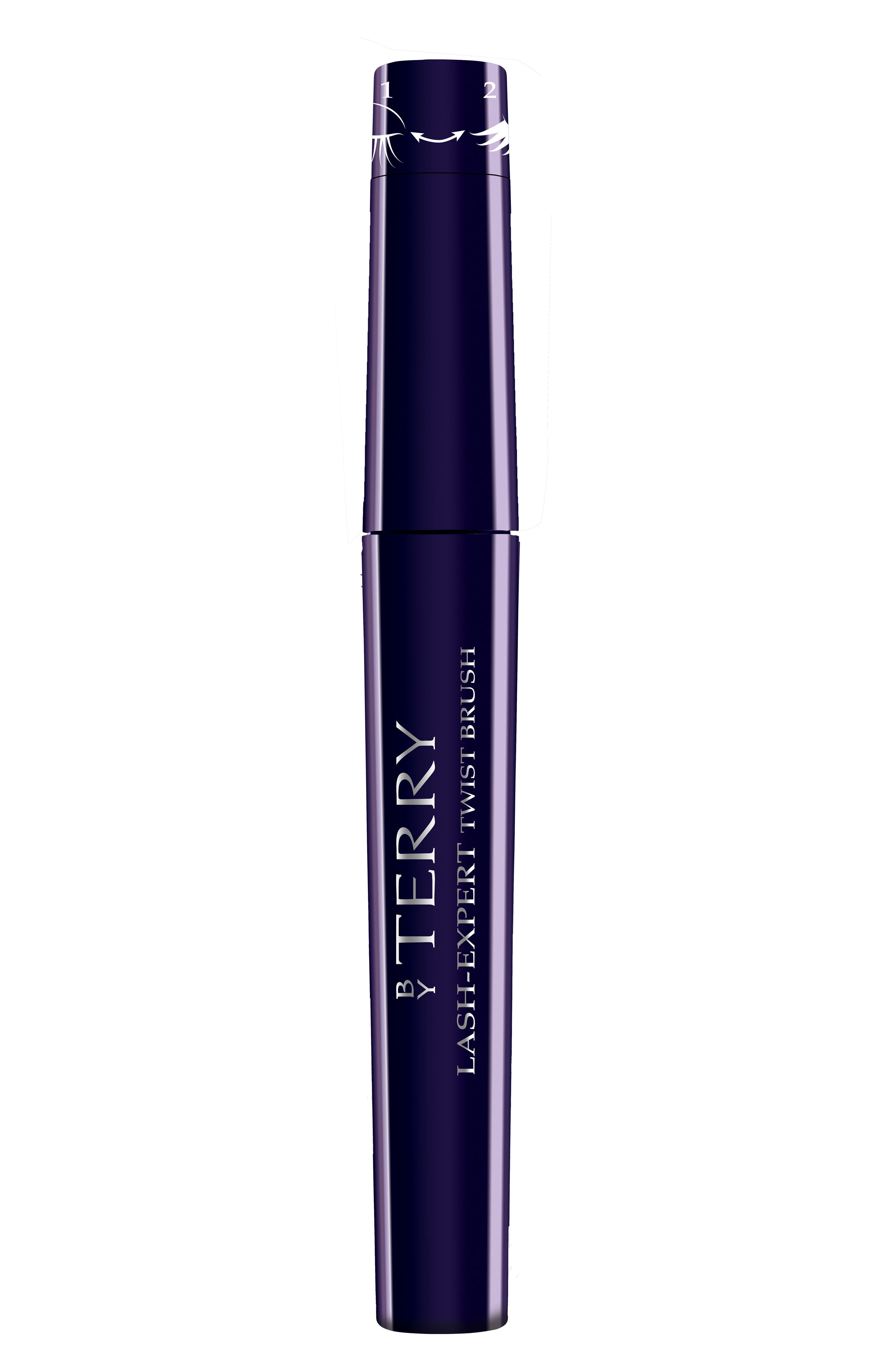 SPACE.NK.apothecary By Terry Lash-Expert Twist Brush Double Effect Mascara,                             Main thumbnail 1, color,                             BLACK