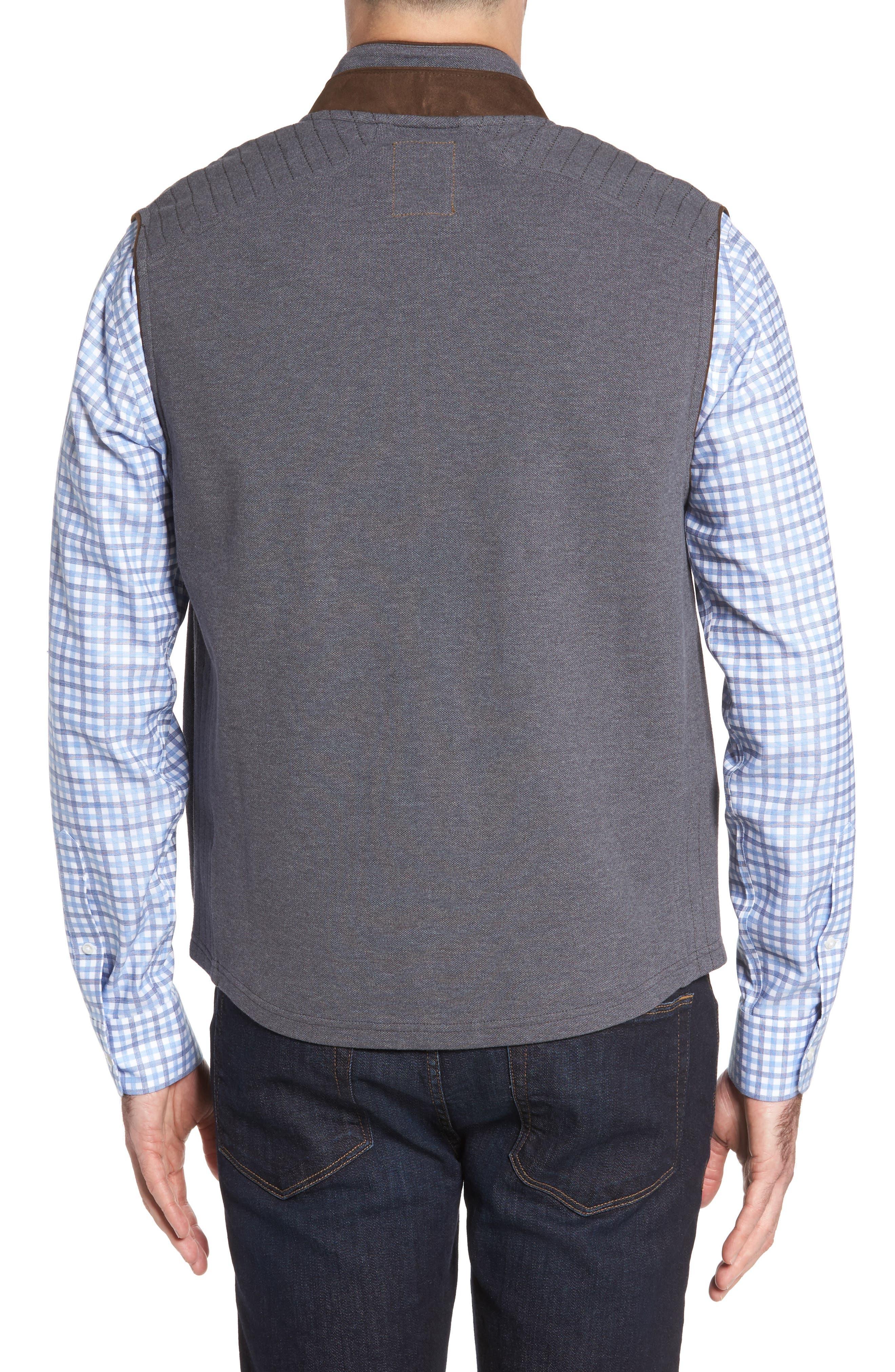 THADDEUS,                             Robert Full Zip Vest,                             Alternate thumbnail 2, color,                             014