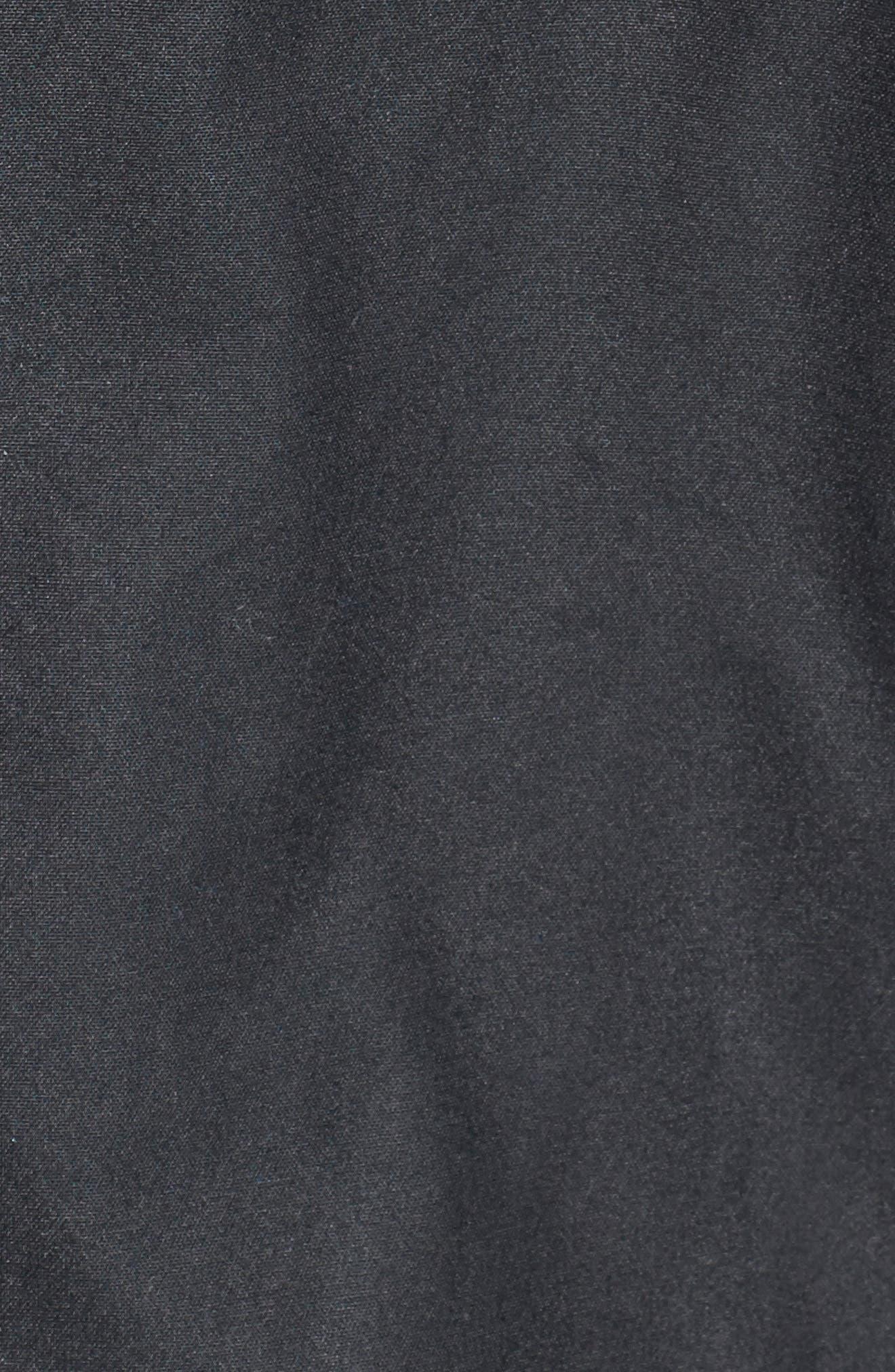 Ashby Wax Jacket,                             Alternate thumbnail 4, color,                             NAVY
