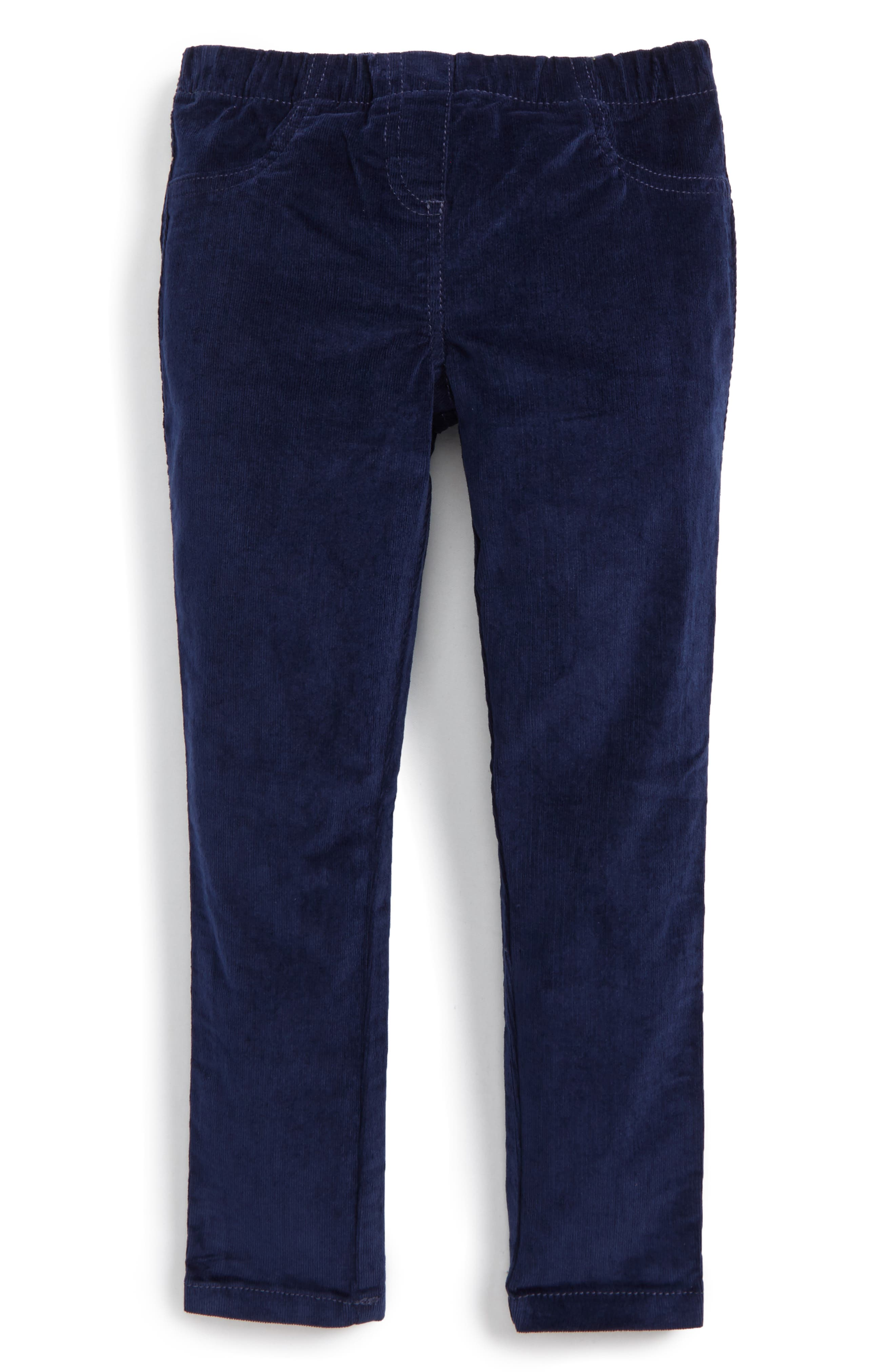 Corduroy Leggings,                             Main thumbnail 1, color,                             414