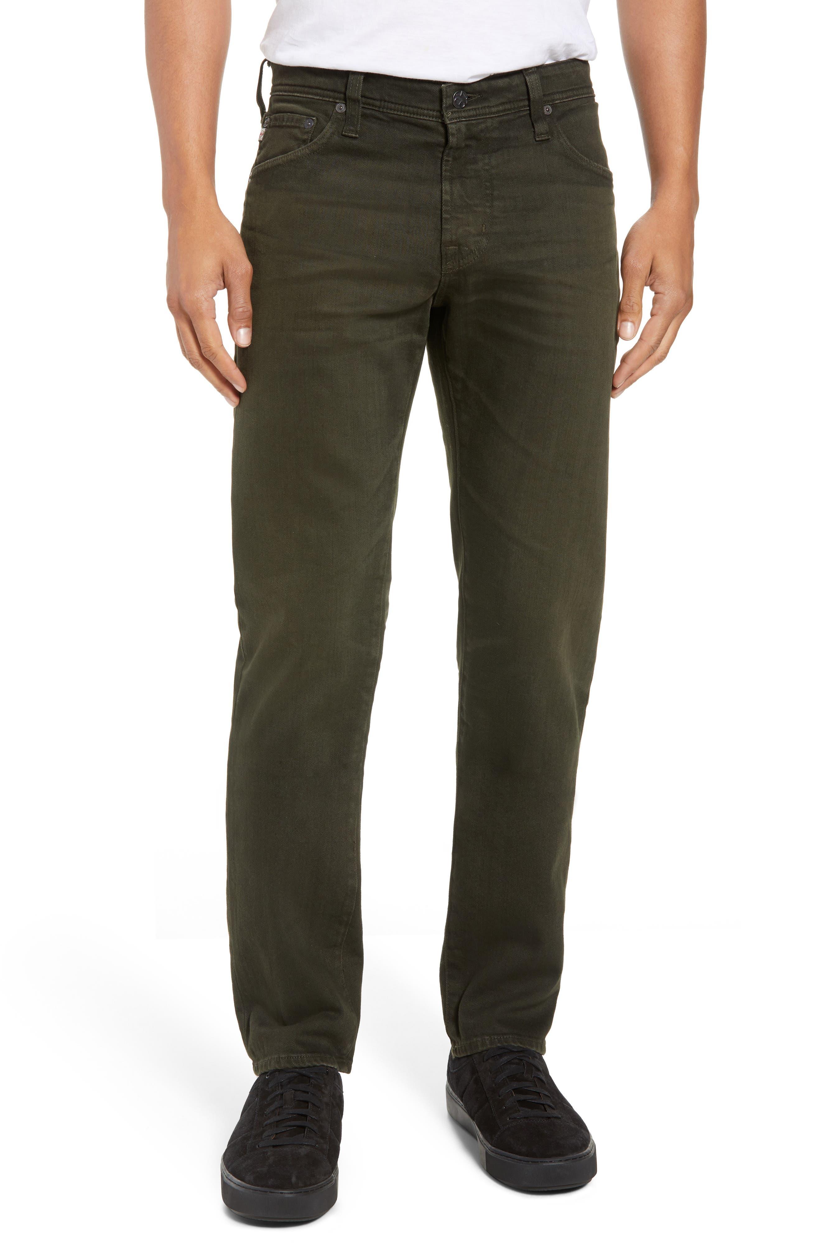 Tellis Slim Fit Jeans,                         Main,                         color, 7 YEARS OAK GROVE
