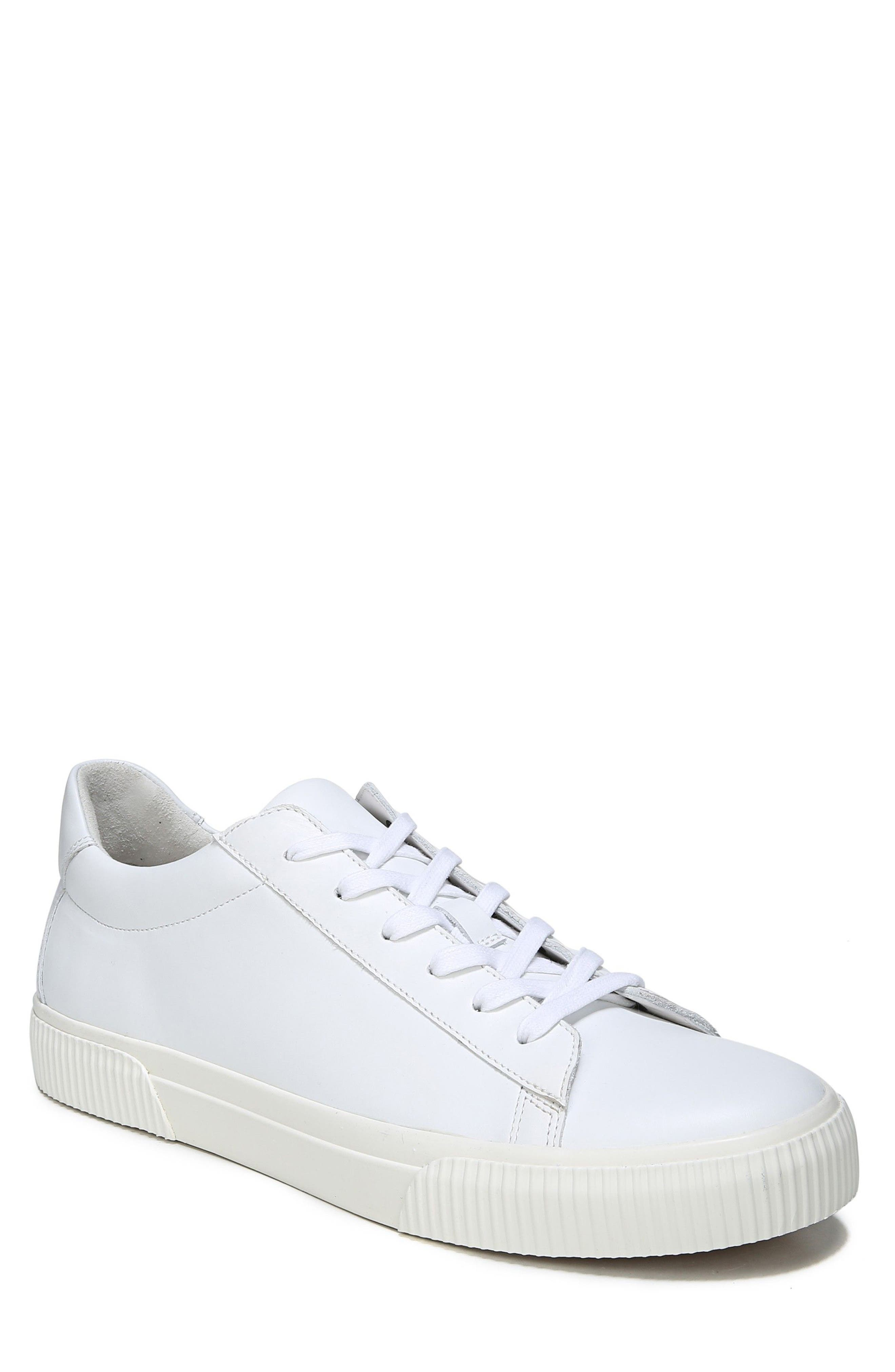Kurtis Low Top Sneaker,                         Main,                         color, WHITE
