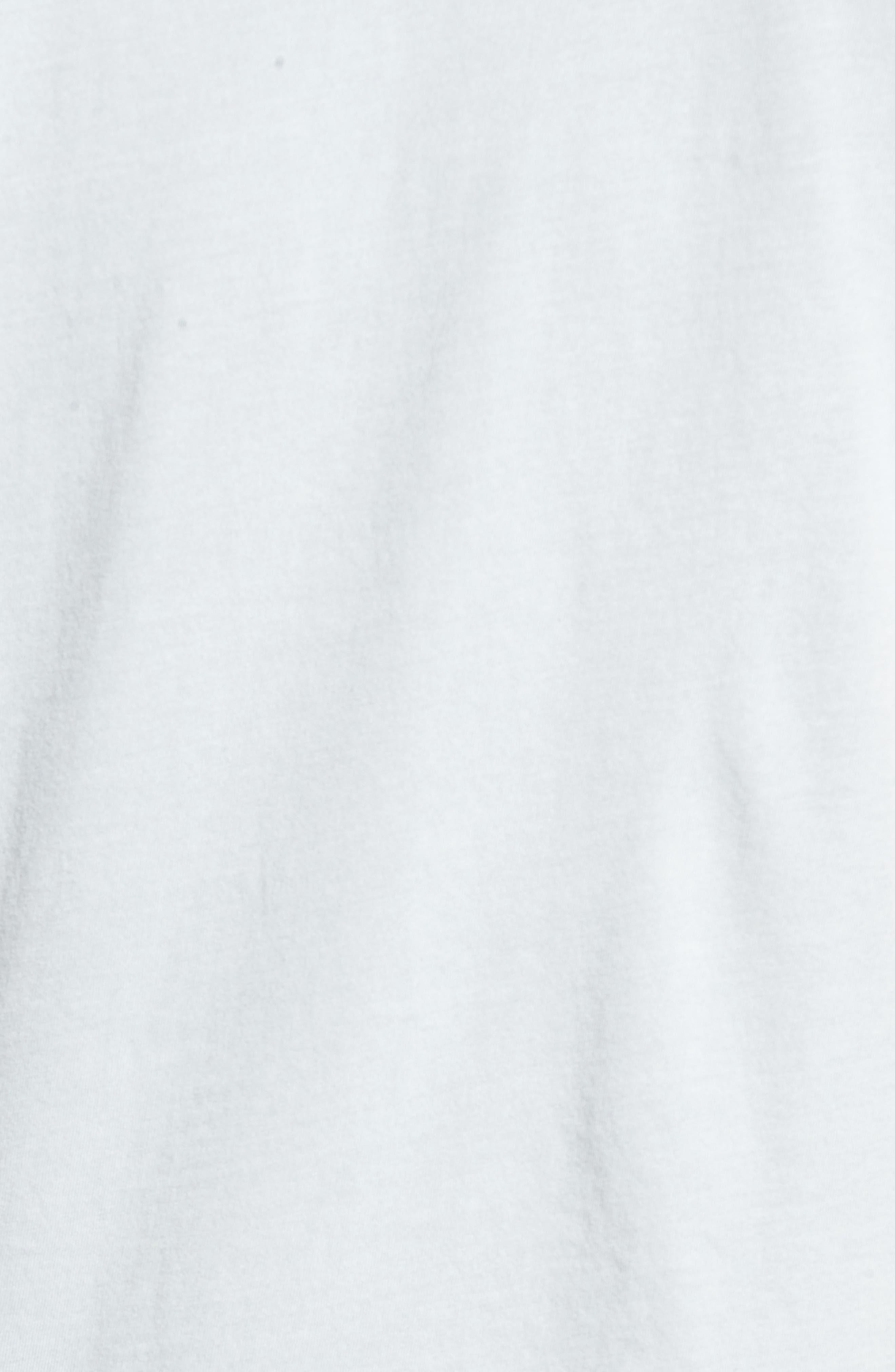 Crewneck Jersey T-Shirt,                             Alternate thumbnail 449, color,