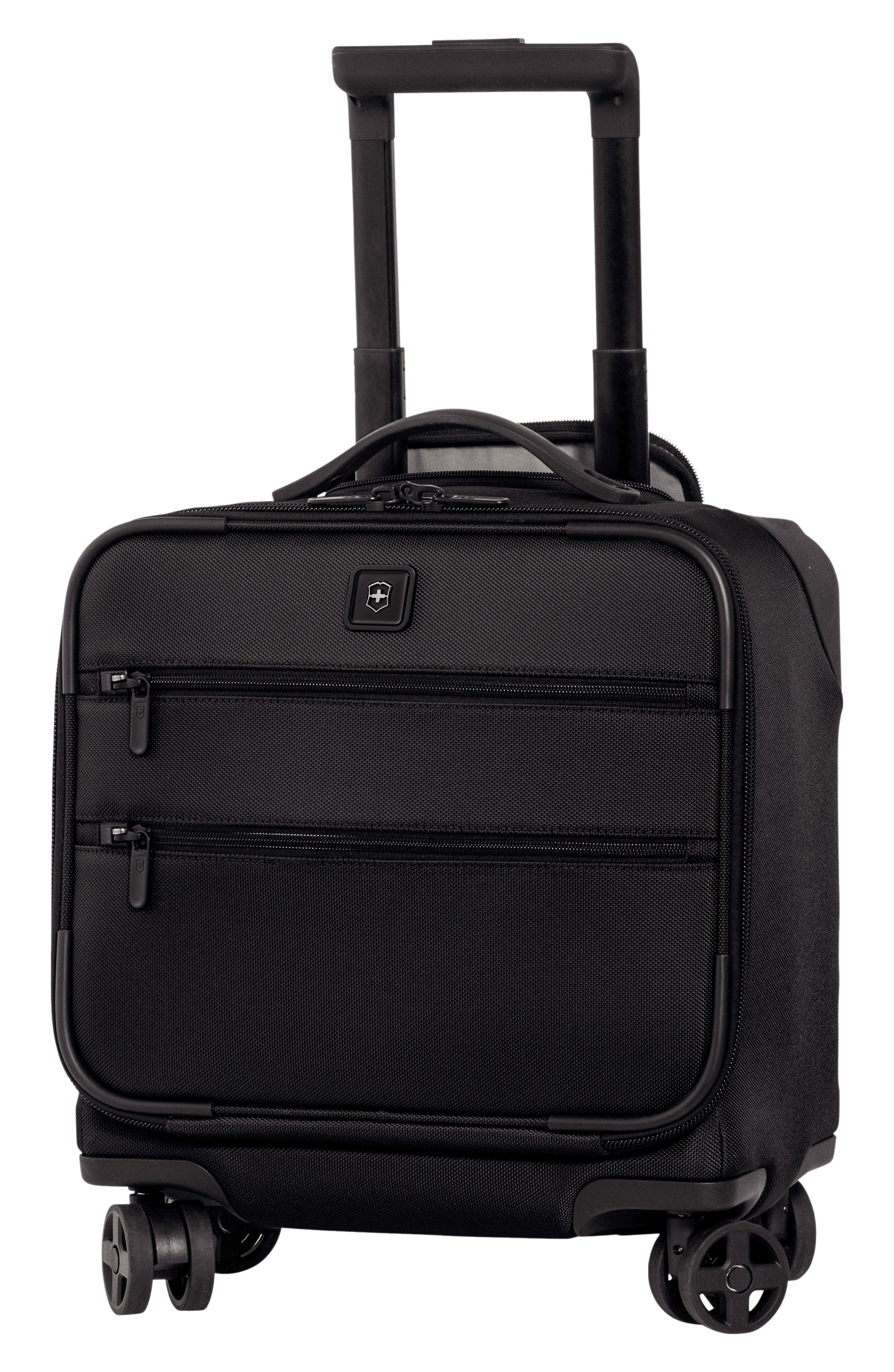Lexicon Dual Caster Wheeled Boarding Tote,                             Alternate thumbnail 2, color,                             001