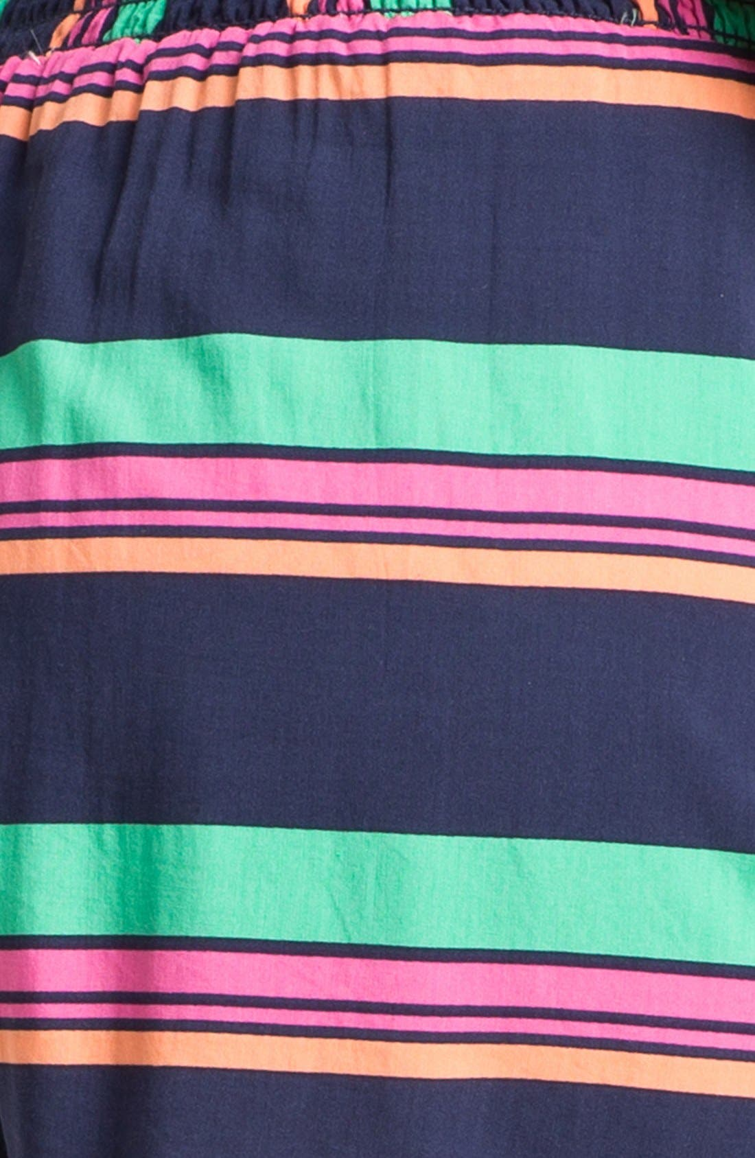SPLENDID,                             Stripe Shorts,                             Alternate thumbnail 2, color,                             411