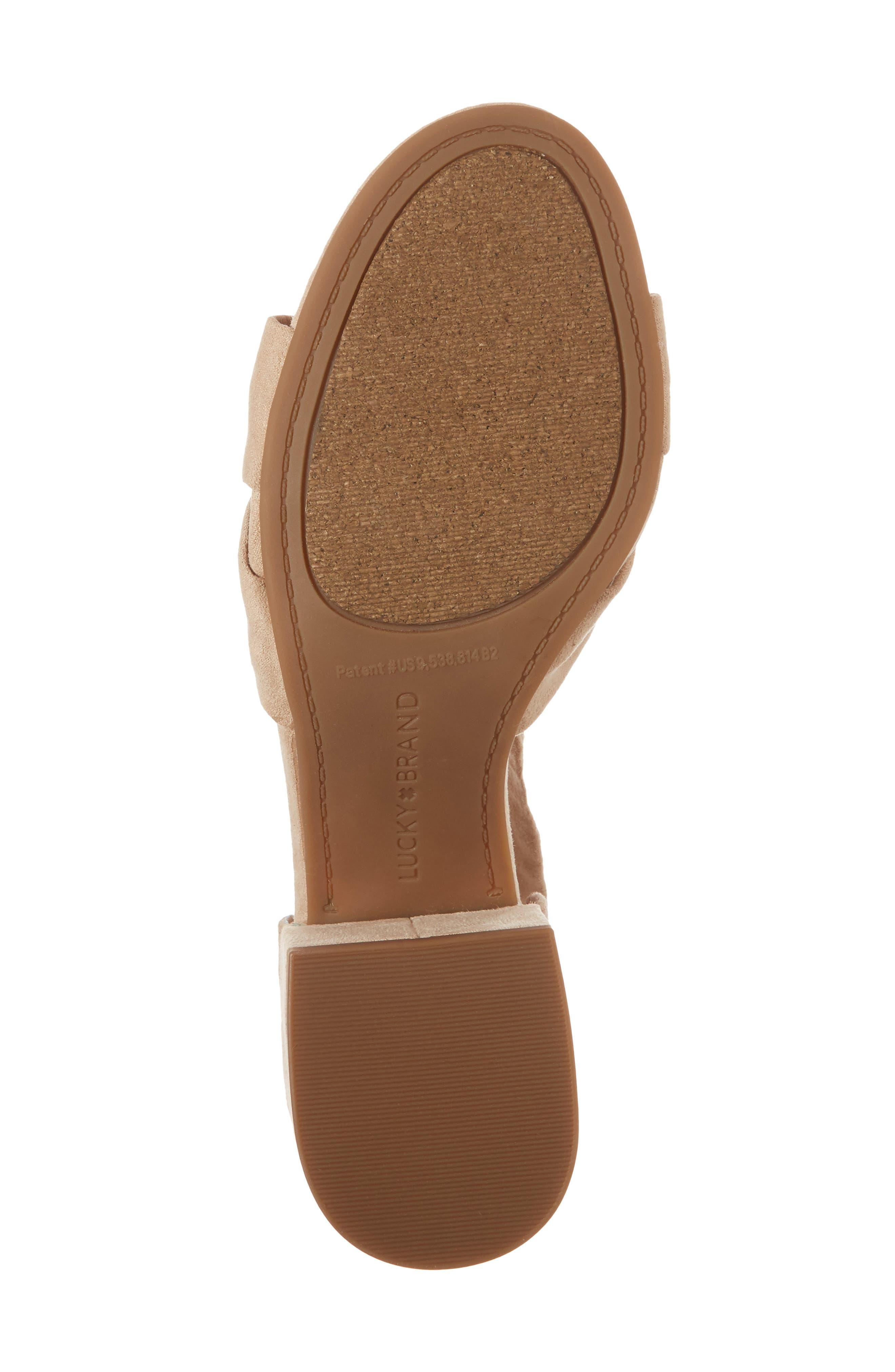 Xaylah Ankle Strap Sandal,                             Alternate thumbnail 40, color,