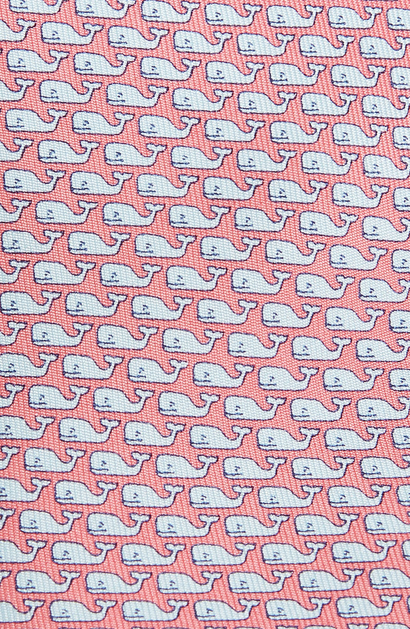 Whale Silk Tie,                             Alternate thumbnail 2, color,                             670