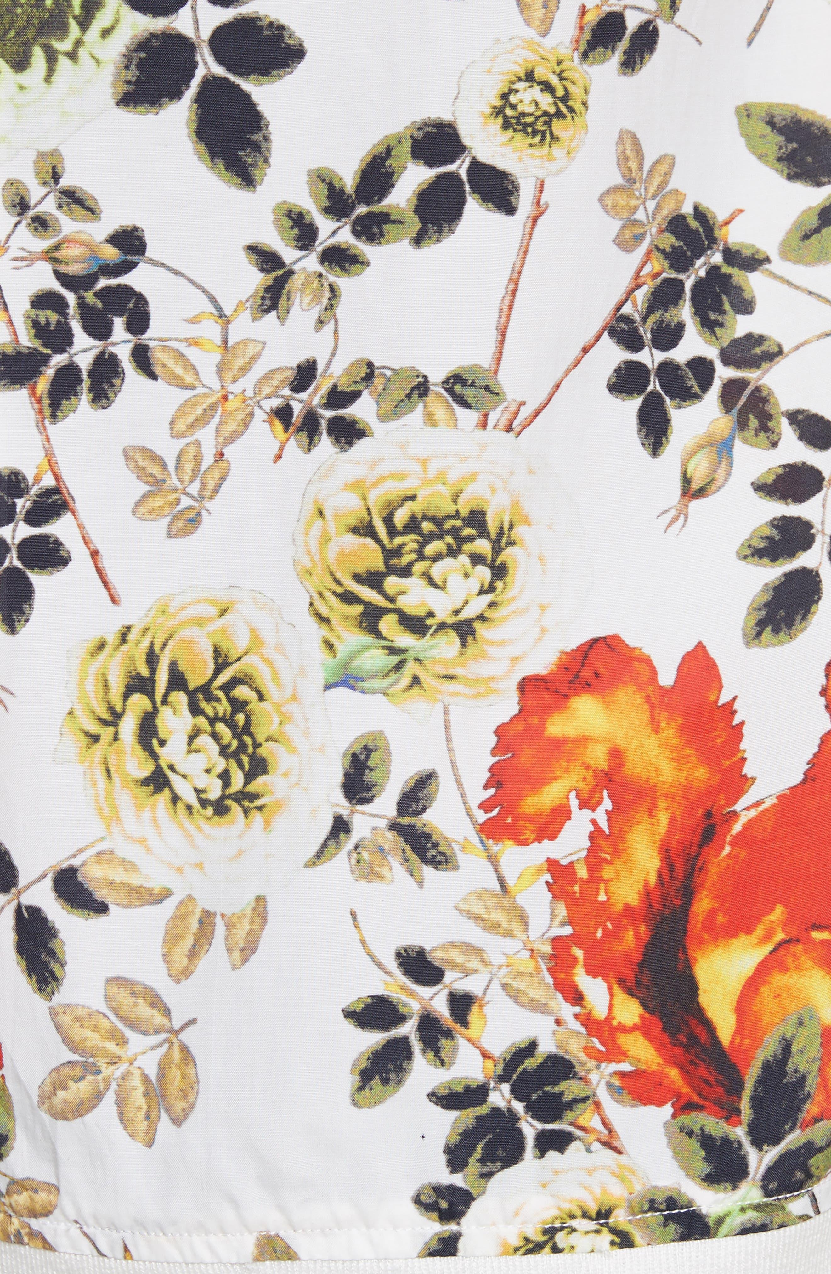 Floral Souvenir Shirt,                             Alternate thumbnail 2, color,                             191