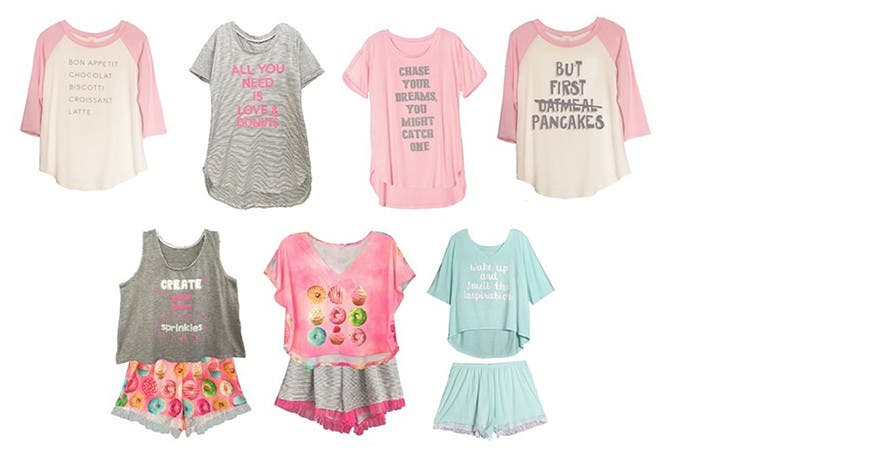 Little Mass Children's Sleepwear.