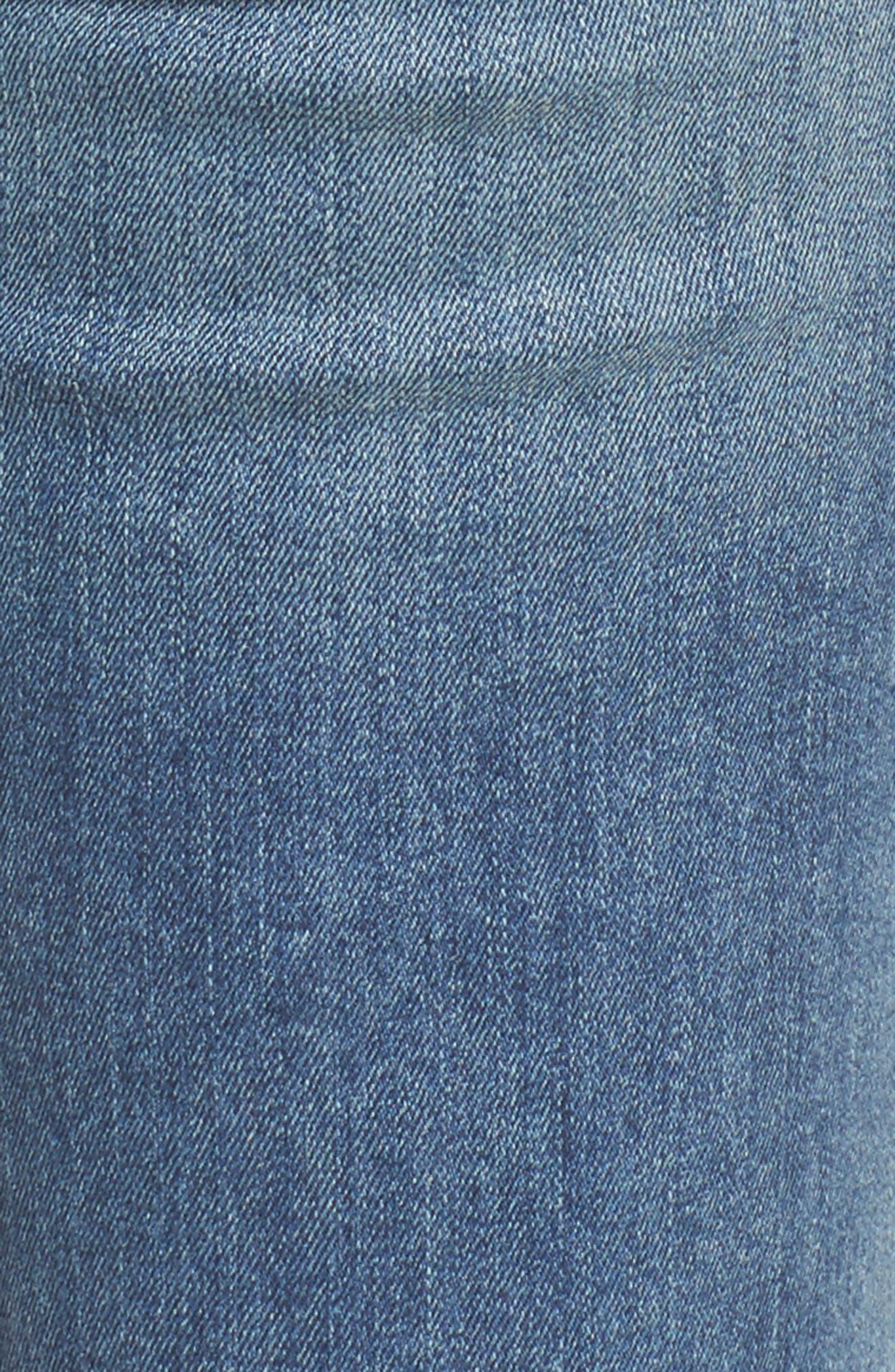 Ava Stretch Skinny Jeans,                             Alternate thumbnail 10, color,