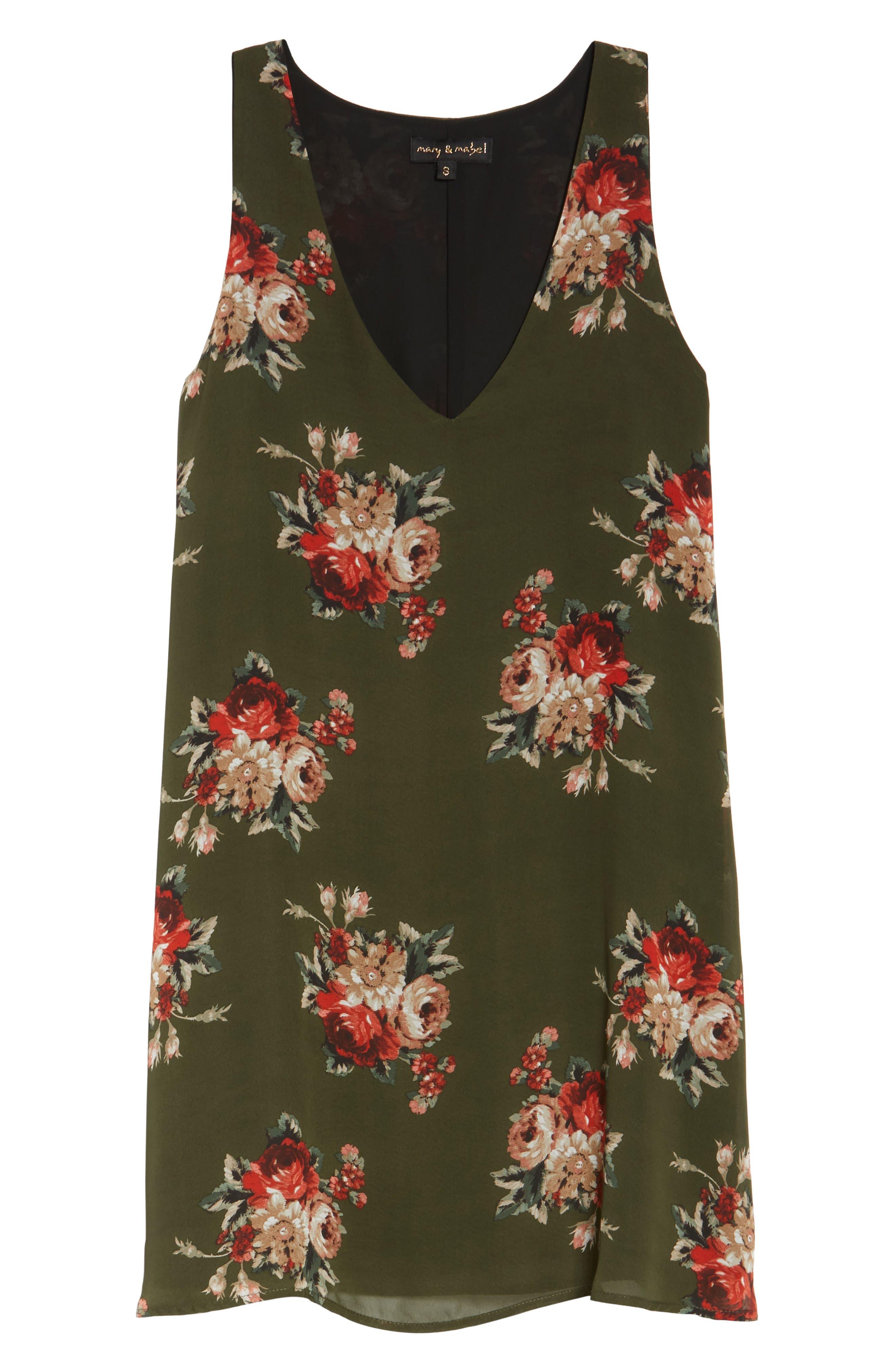 Tank Dress,                             Alternate thumbnail 6, color,                             308