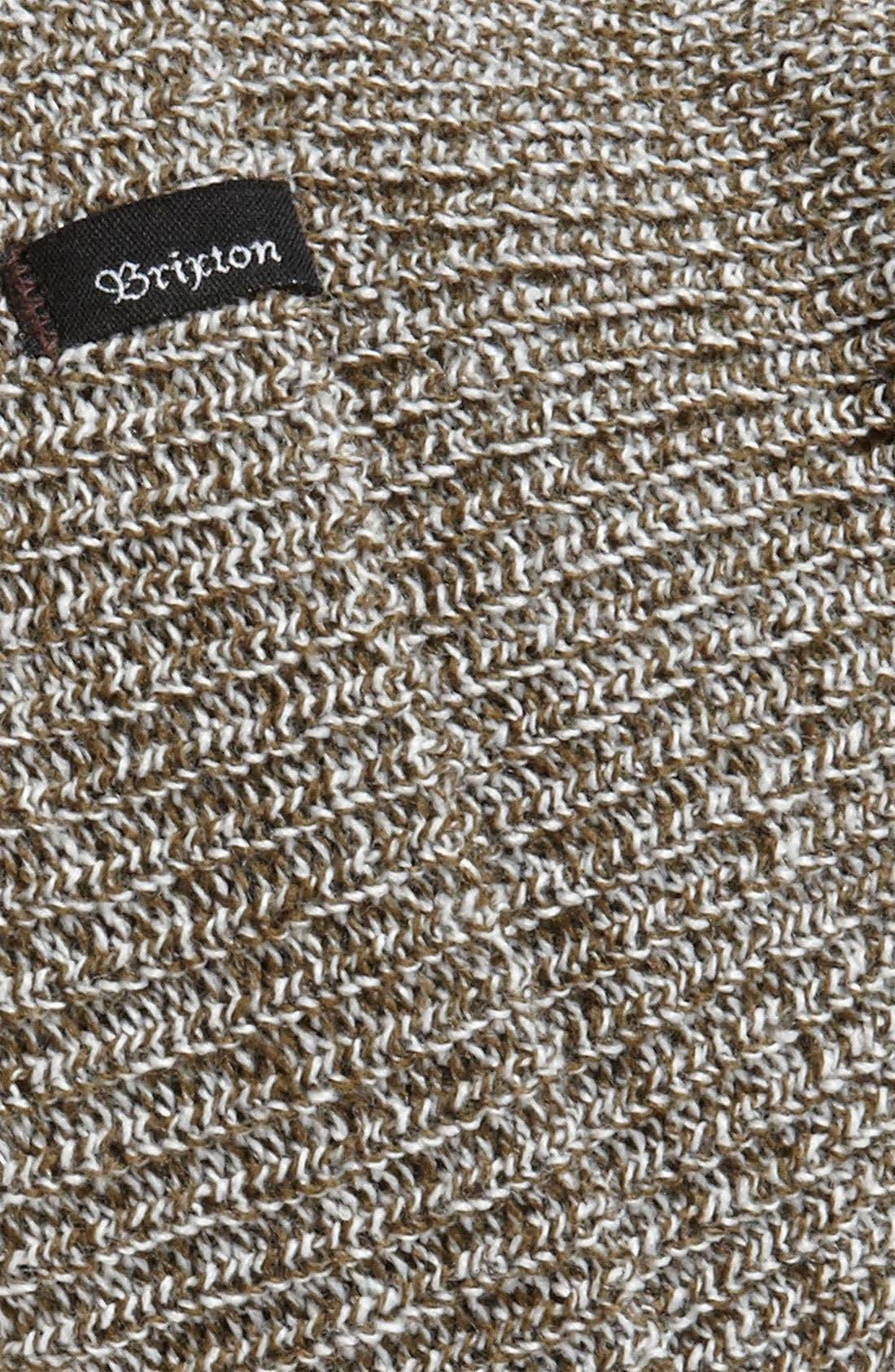 'Heist' Rib Knit Cap,                             Alternate thumbnail 17, color,