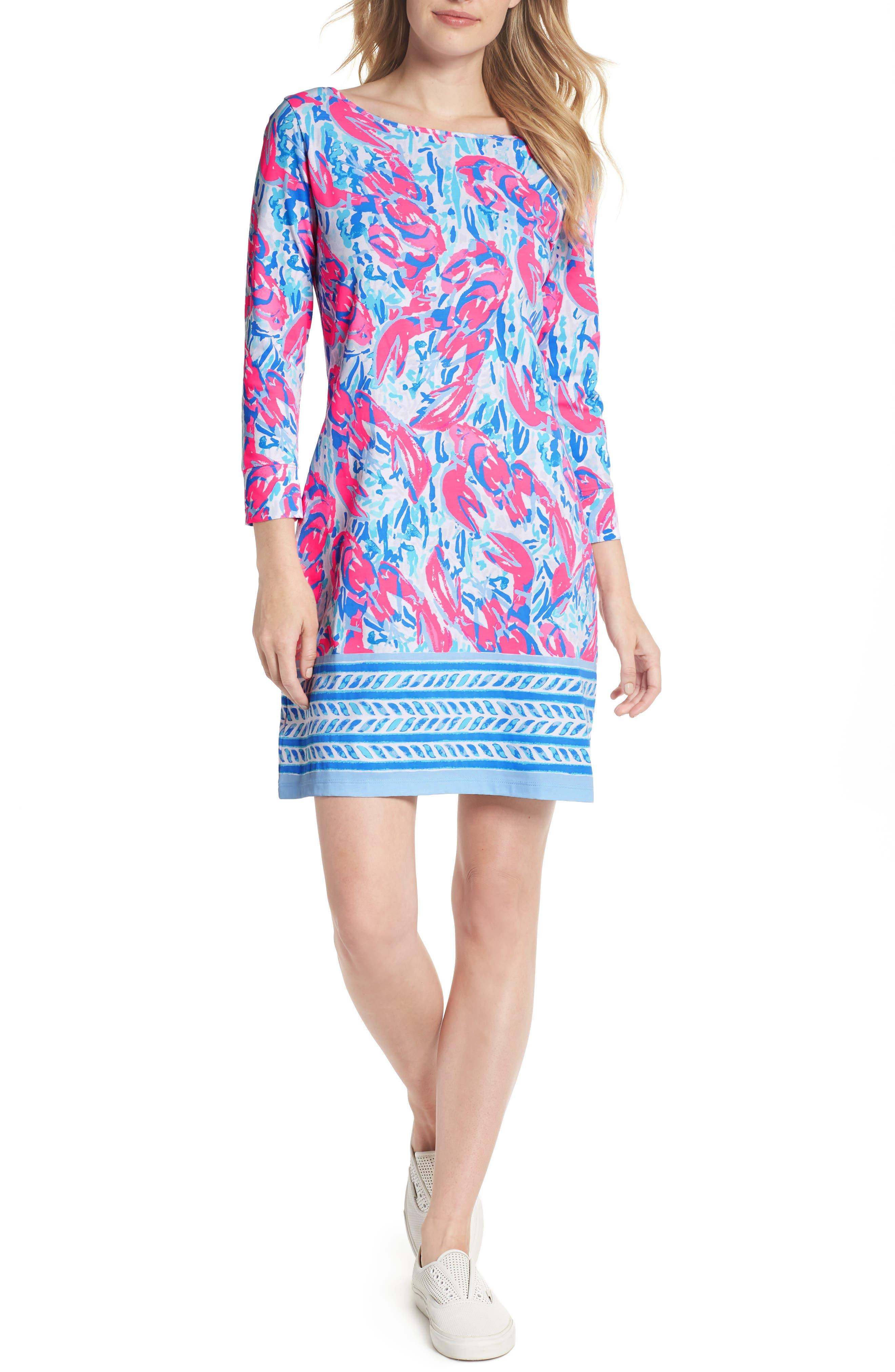 Marlowe Shift Dress,                         Main,                         color, 695
