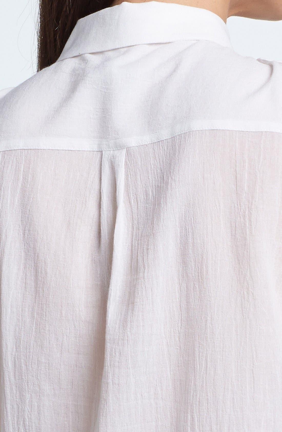 JOIE,                             'Philana' Shirt,                             Alternate thumbnail 2, color,                             114