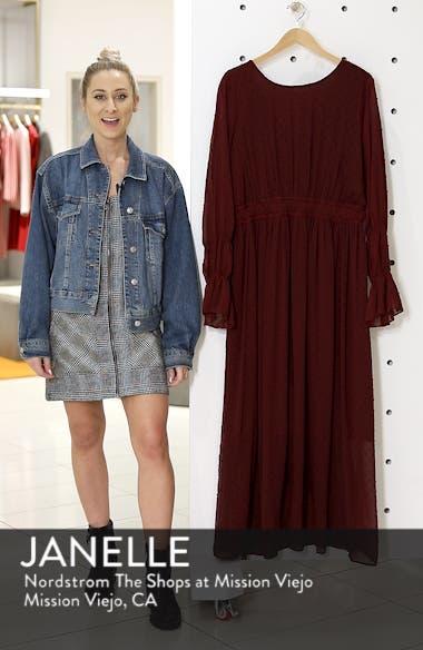 Dobby Maxi Dress, sales video thumbnail