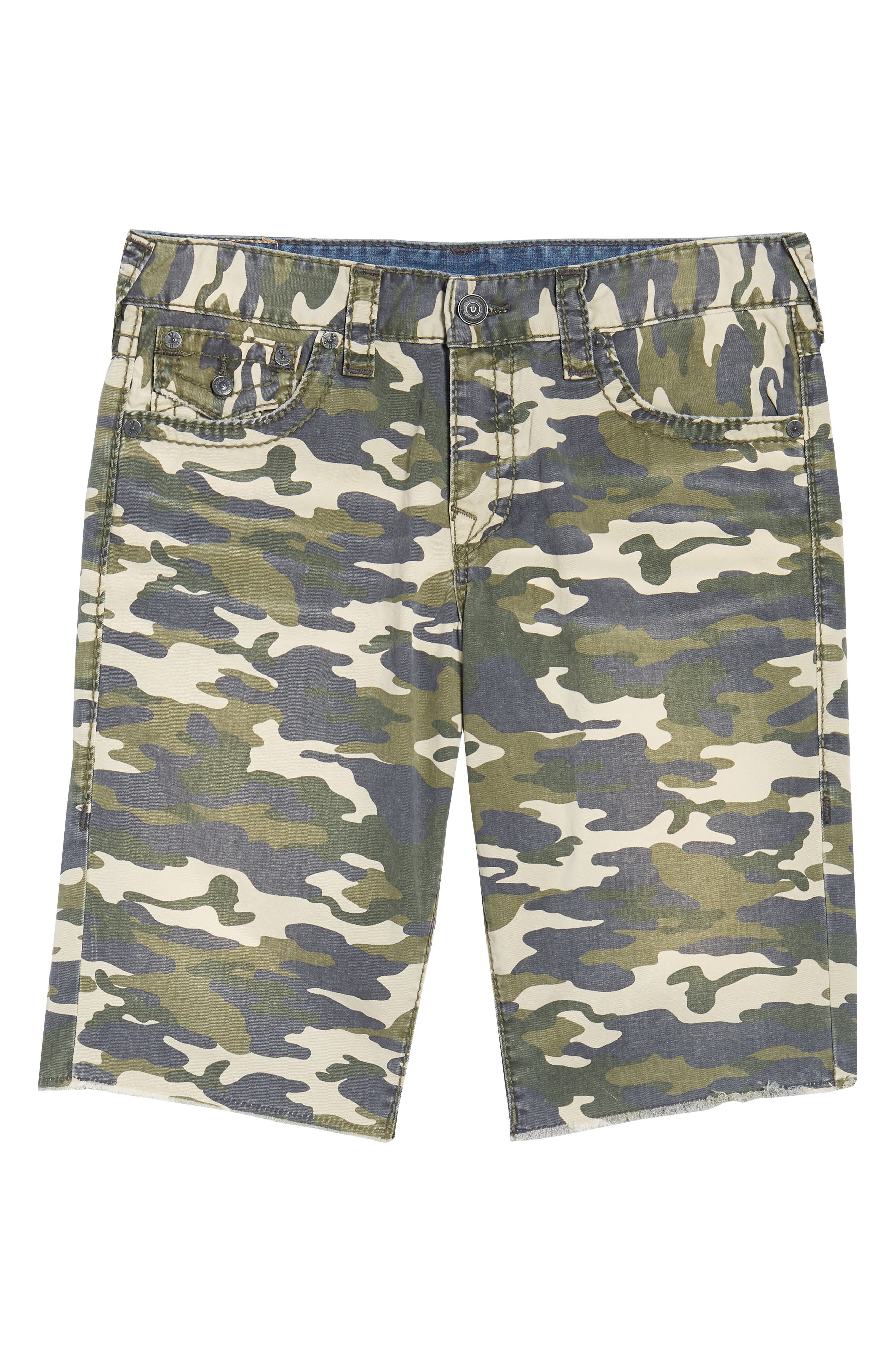 Ricky Relaxed Fit Shorts,                             Alternate thumbnail 6, color,                             TERRITORY