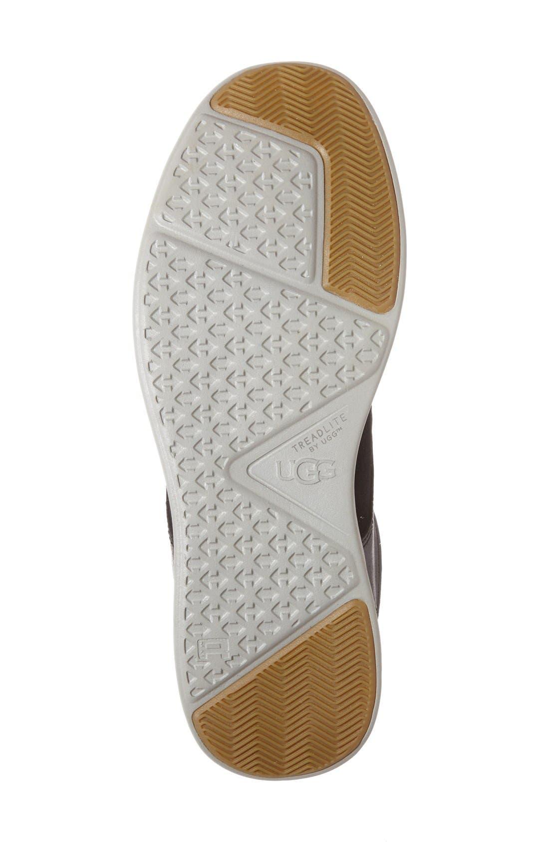 'Hepner' Sneaker,                             Alternate thumbnail 4, color,                             002