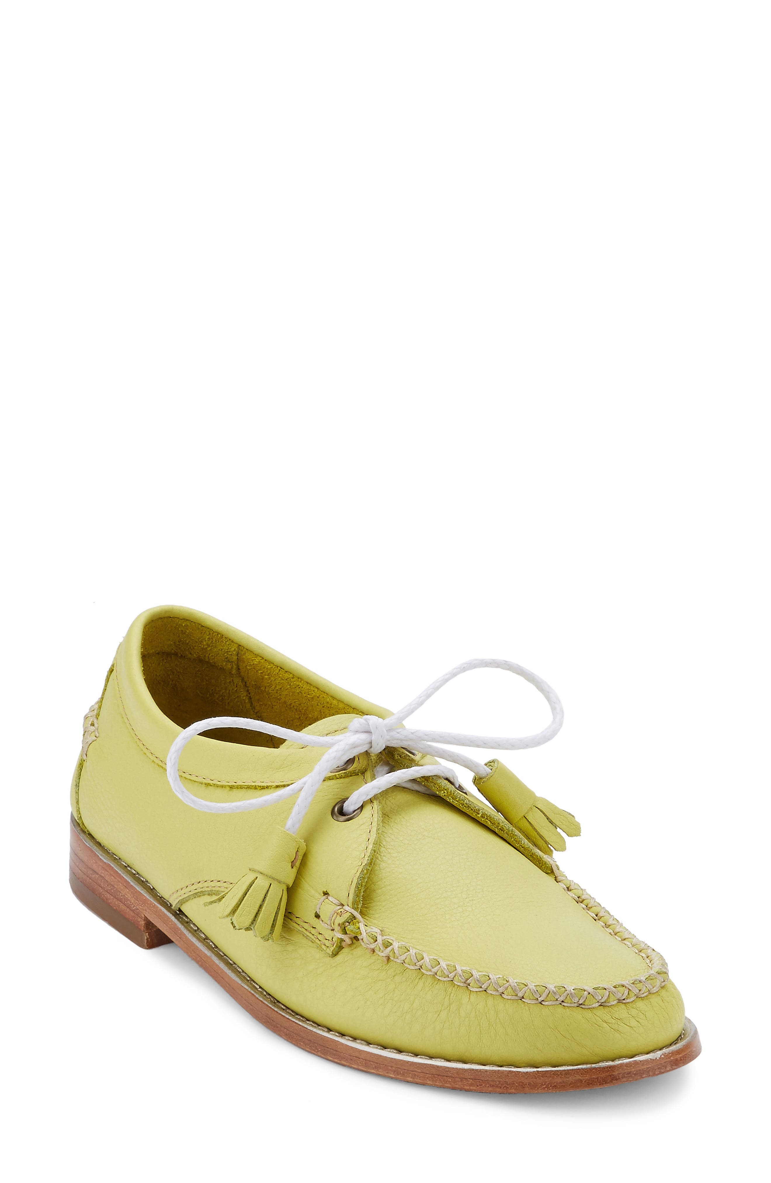 'Winnie' Leather Oxford,                             Main thumbnail 10, color,