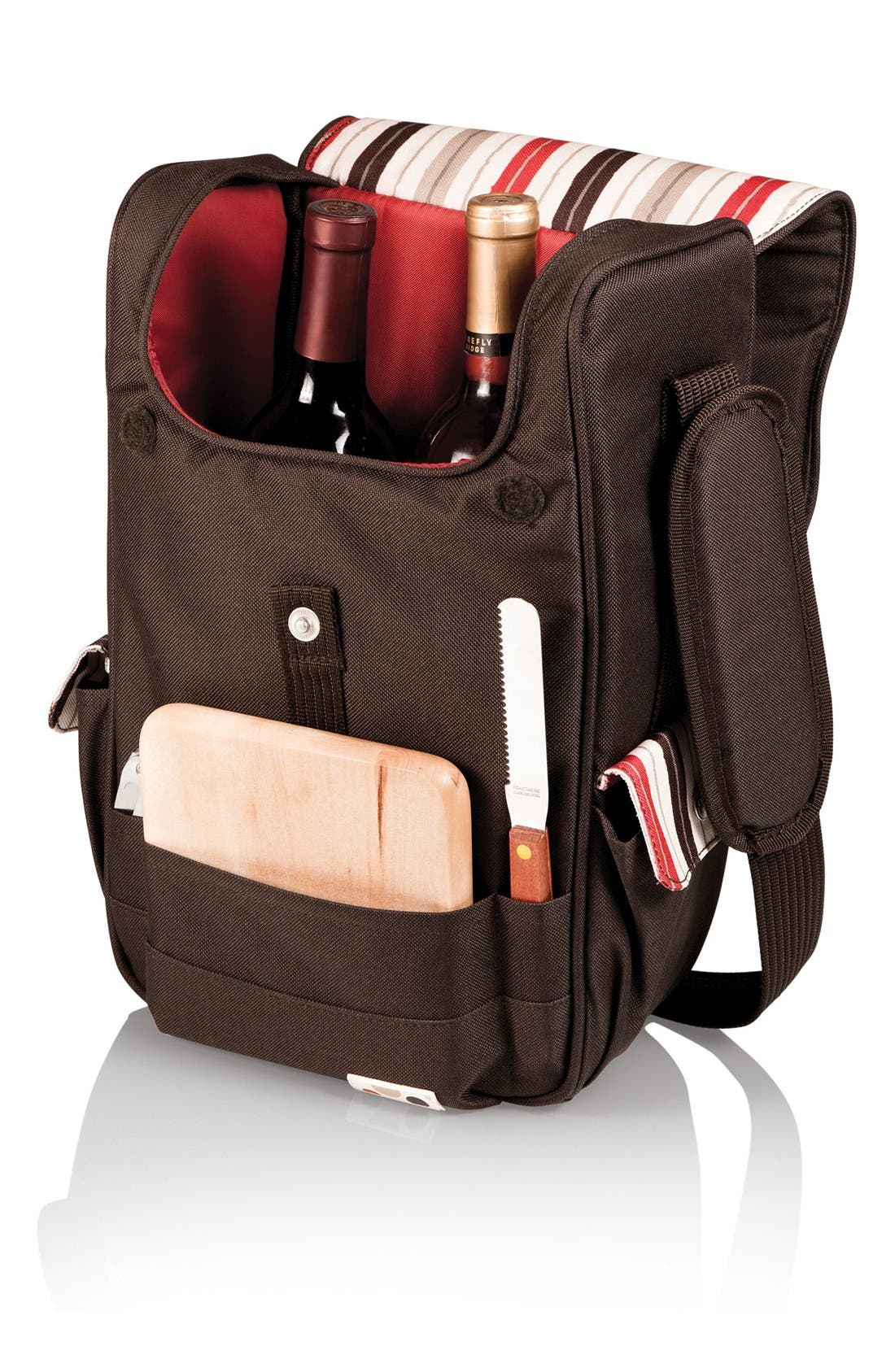 'Volare' Wine & Cheese Tote,                             Alternate thumbnail 3, color,                             200