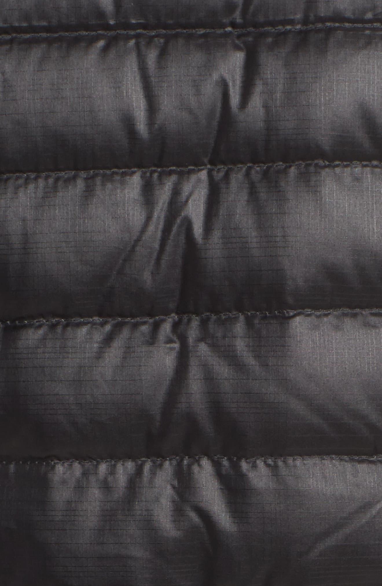 Verglas Hybrid Down Insulator Jacket,                             Alternate thumbnail 7, color,                             001