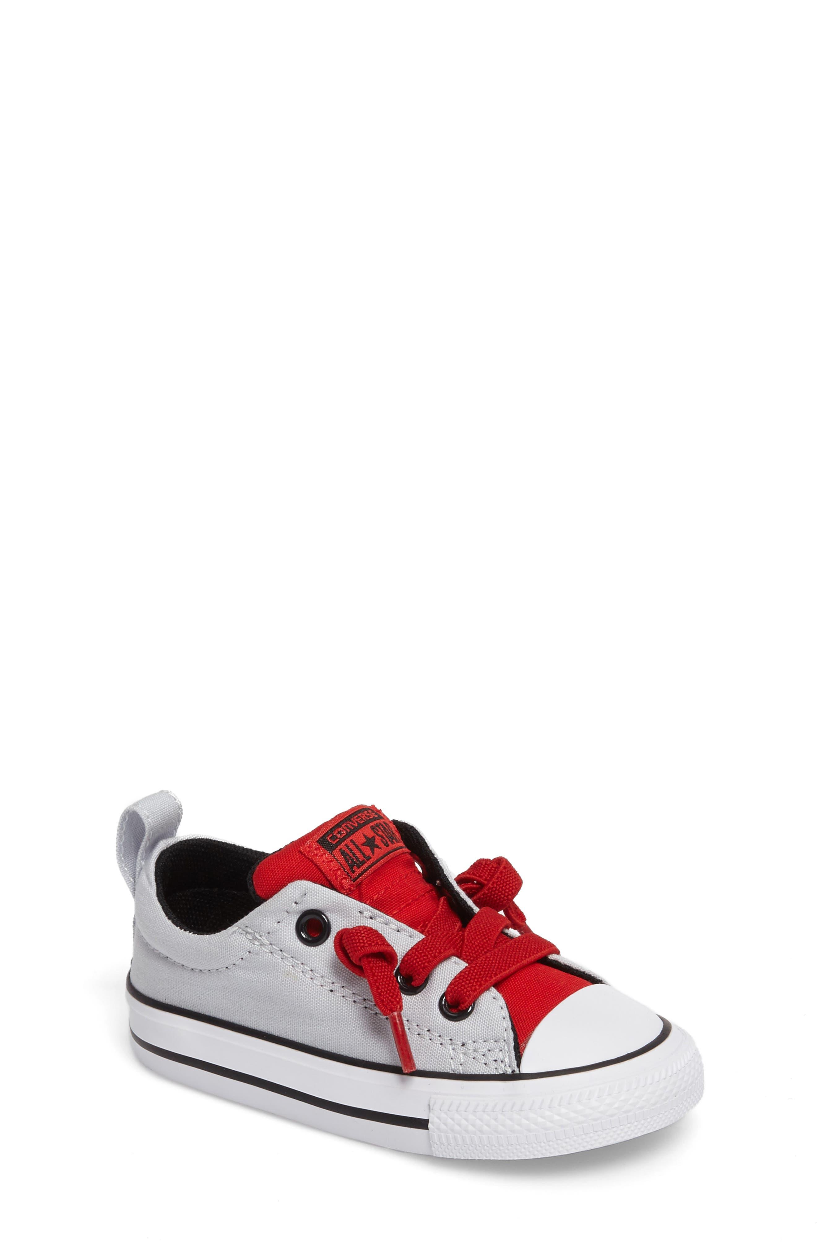 All Star<sup>®</sup> Street Slip Low Top Sneaker,                             Main thumbnail 1, color,                             040