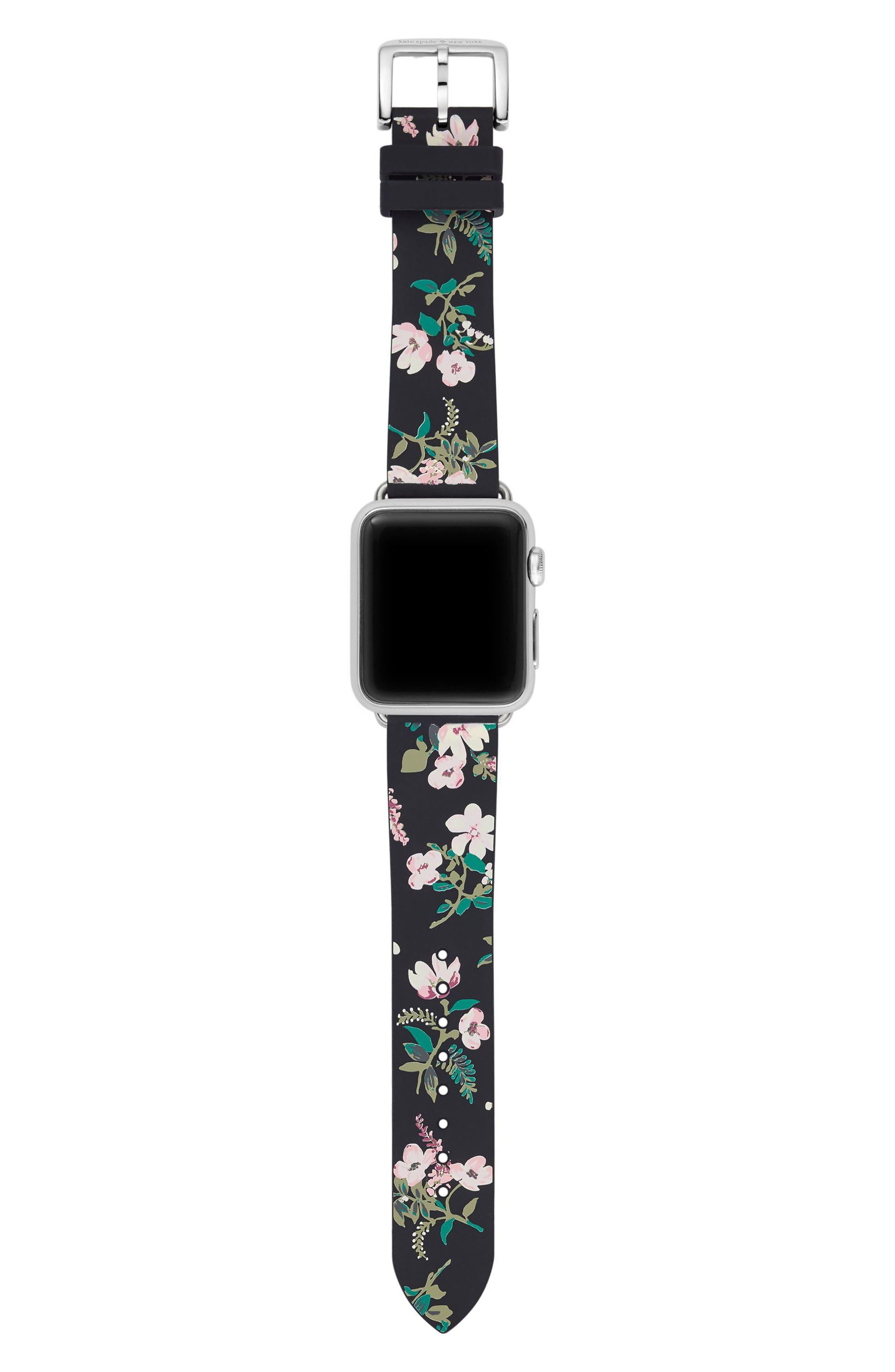 Apple Watch strap, 25mm,                             Alternate thumbnail 3, color,                             001