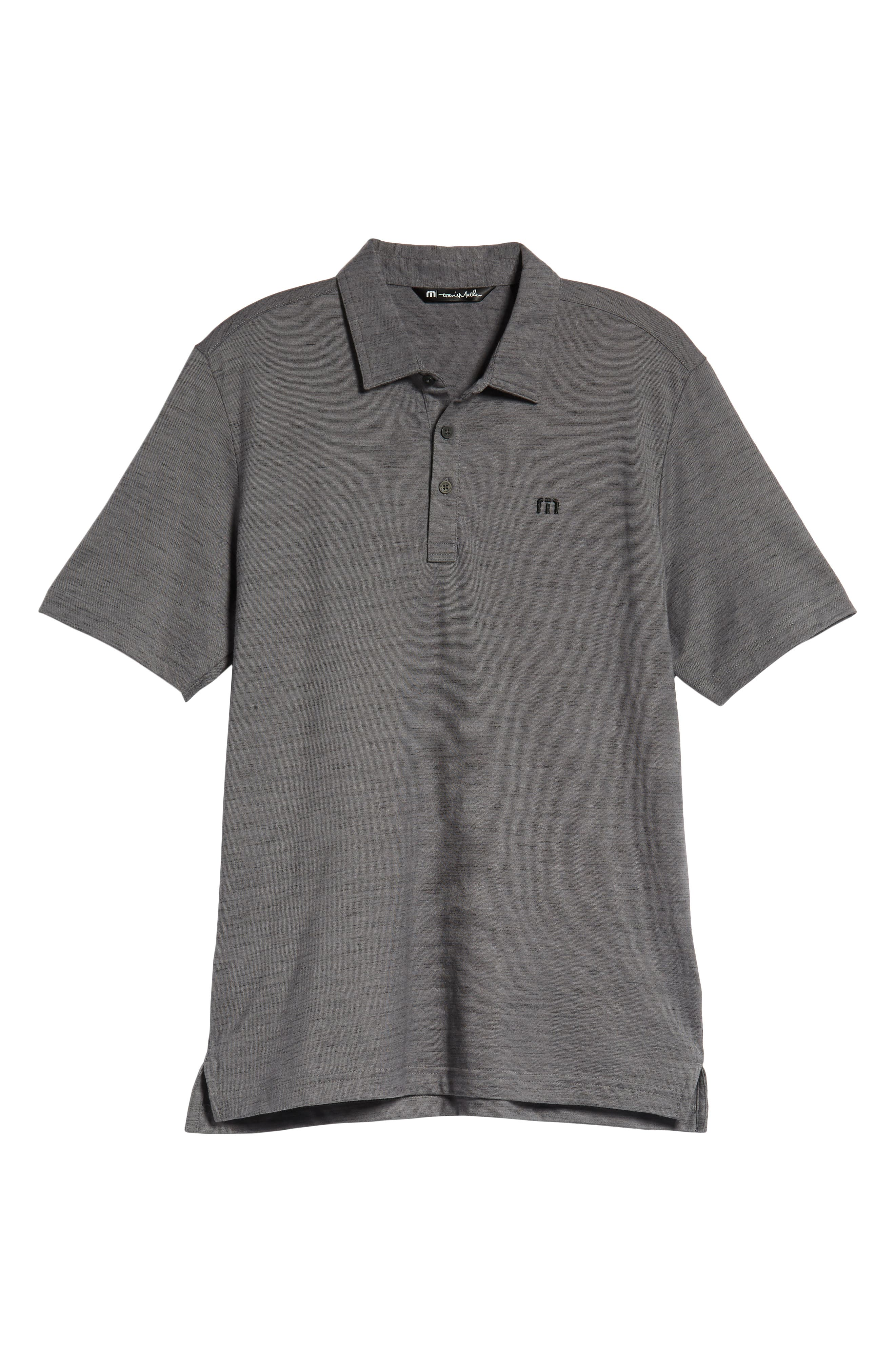 Flying Tortilla Regular Fit Performance Polo,                             Alternate thumbnail 6, color,                             020