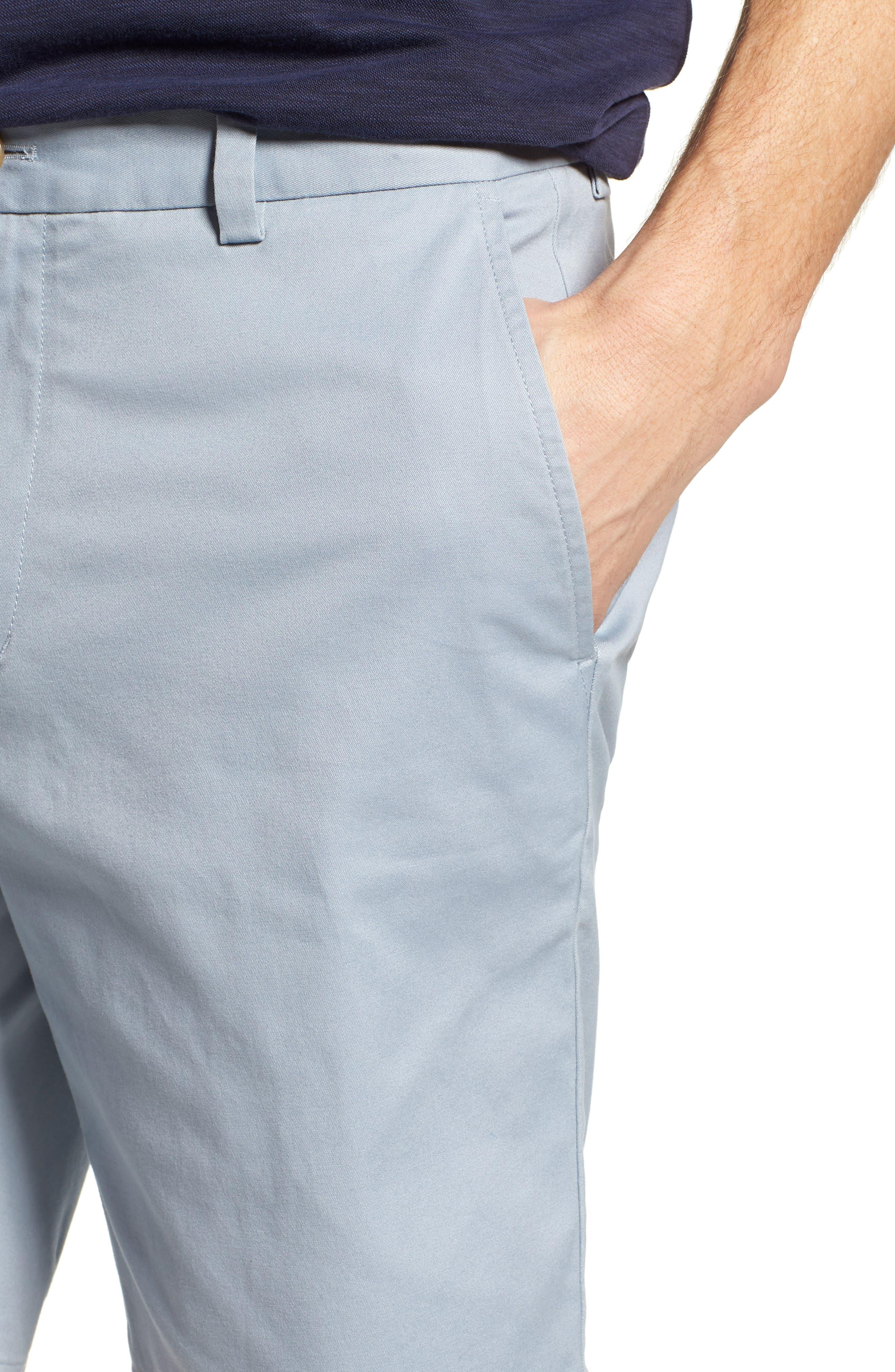 9 Inch Stretch Breaker Shorts,                             Alternate thumbnail 4, color,                             034