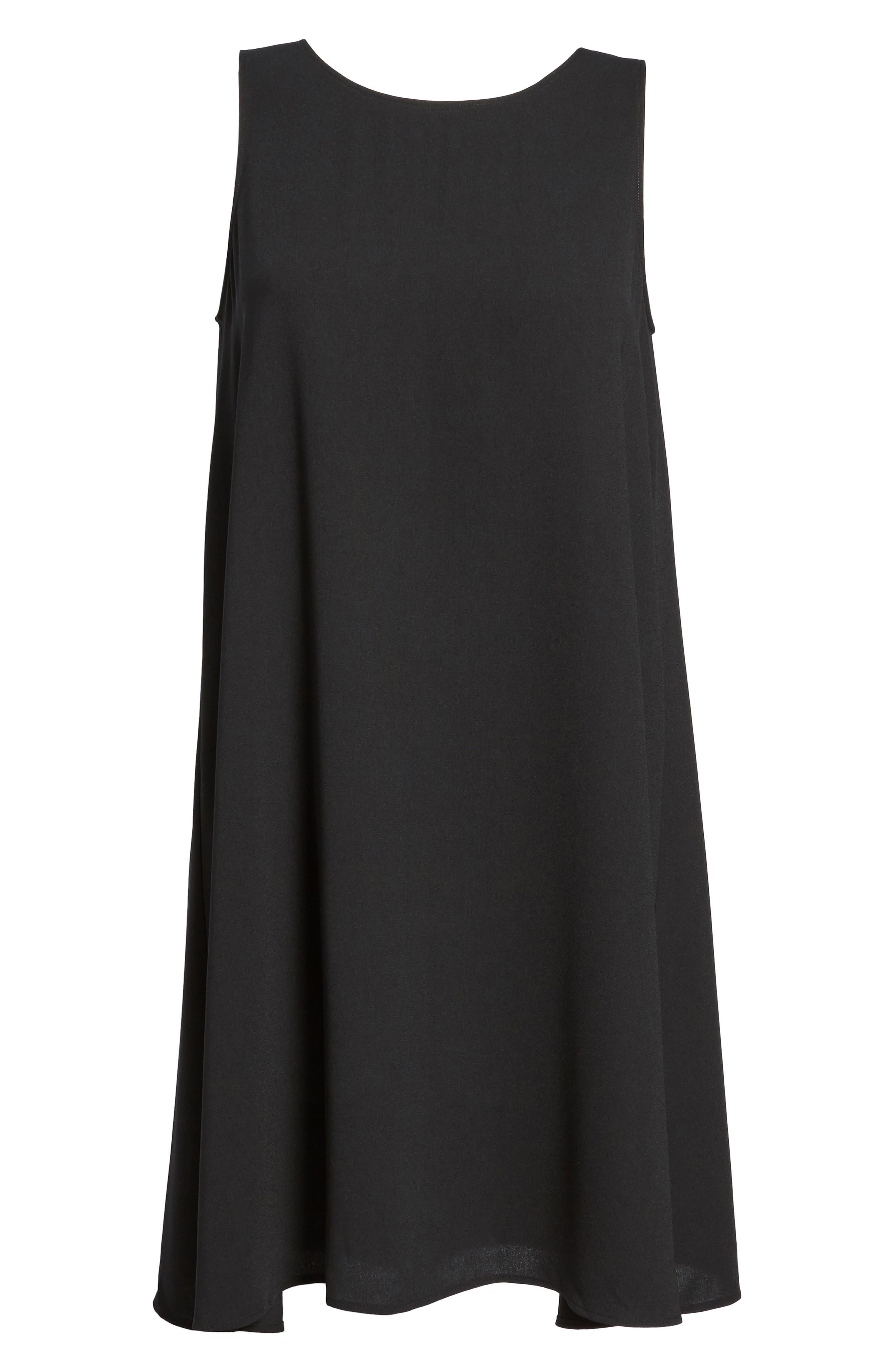 A-Line Dress,                             Alternate thumbnail 175, color,