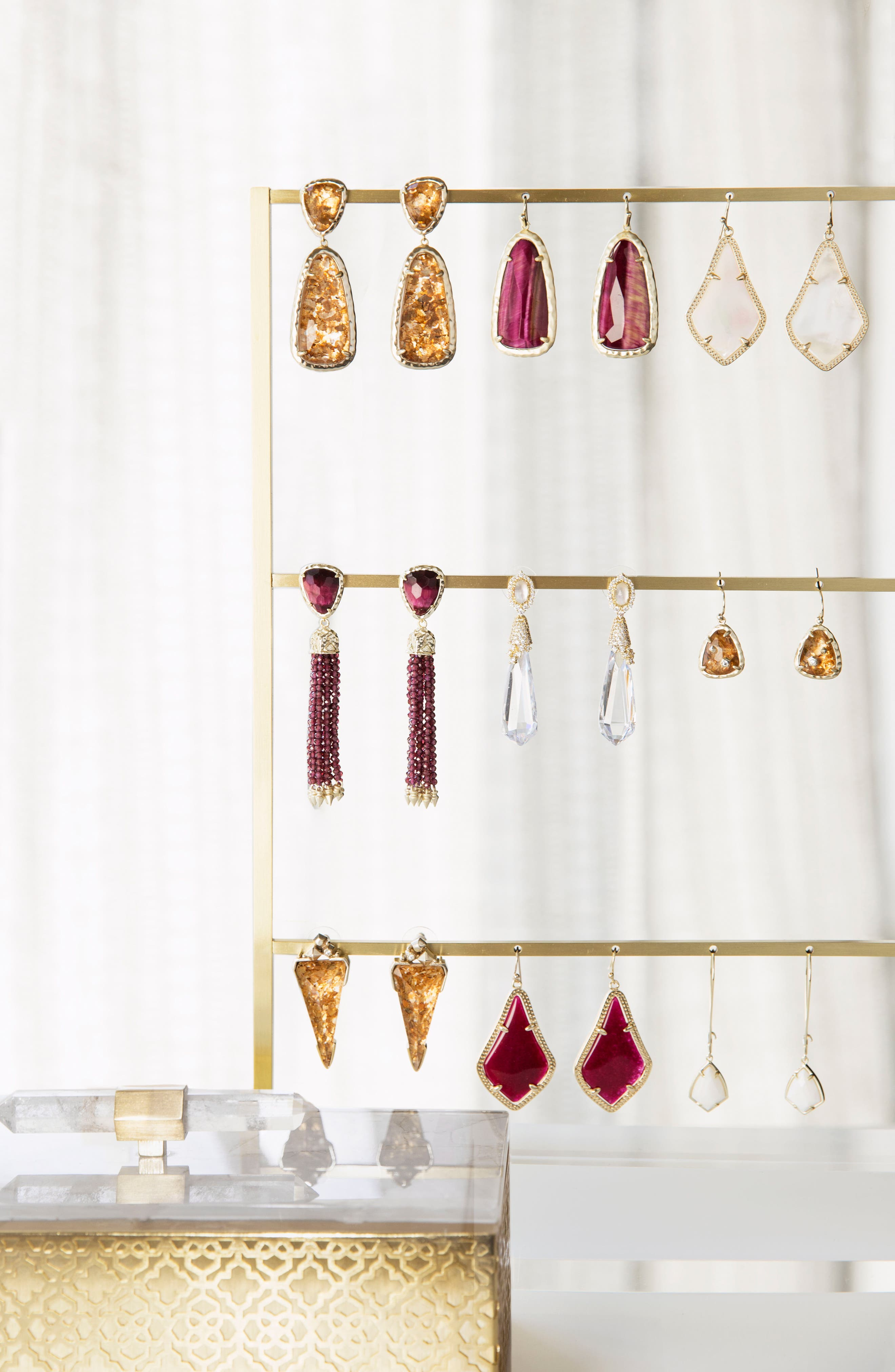 Earring Ladder,                             Alternate thumbnail 3, color,                             710