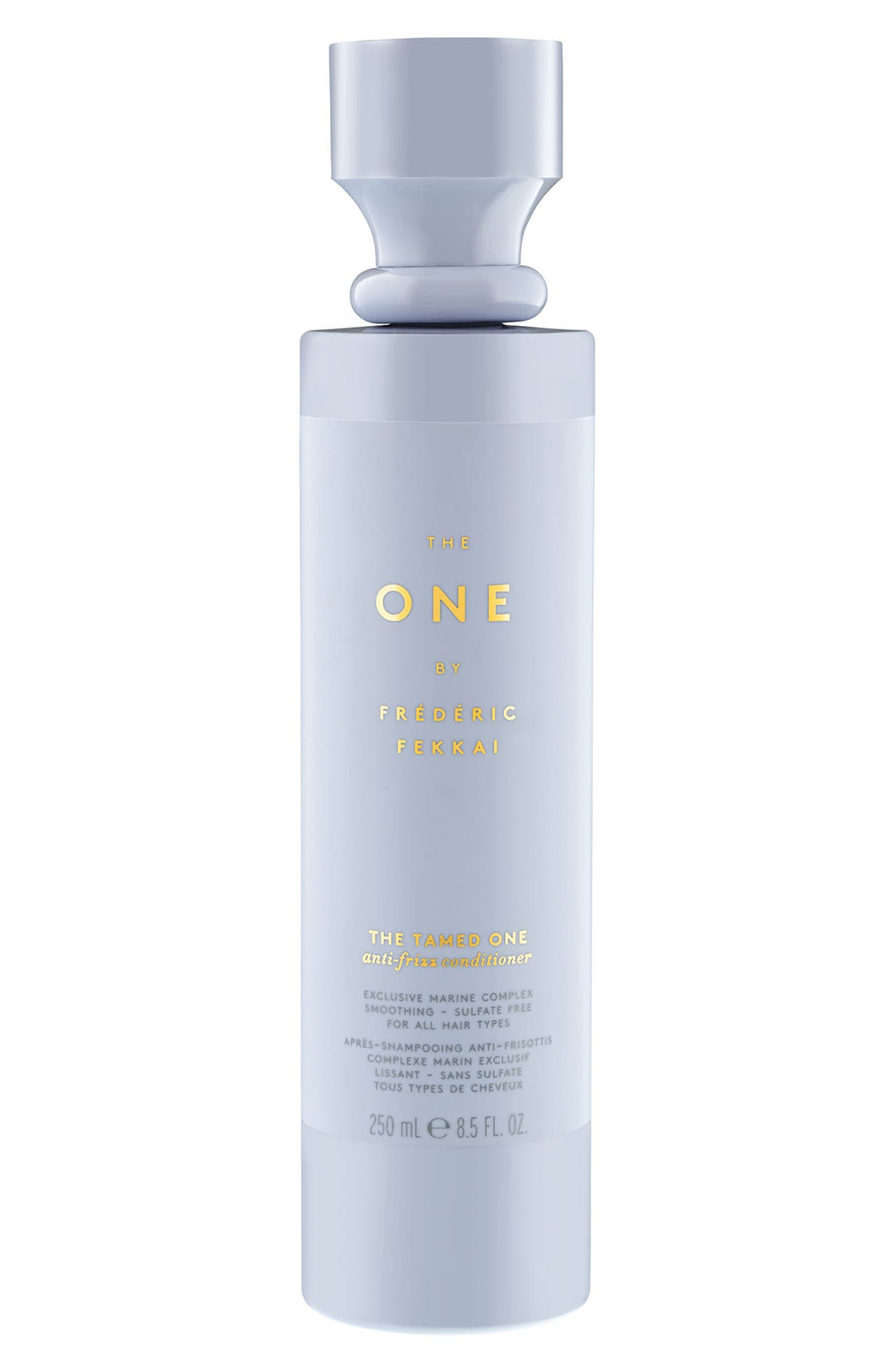 THE ONE BY FRÉDÉRIC FEKKAI,                             The Tamed One Anti-Frizz Conditioner,                             Main thumbnail 1, color,                             NO COLOR
