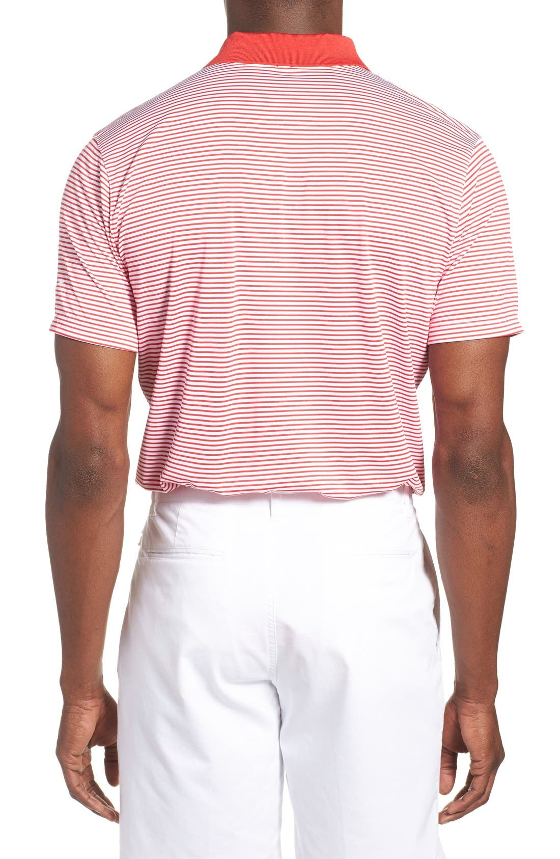 'Victory Stripe' Dri-FIT Golf Polo,                             Alternate thumbnail 15, color,