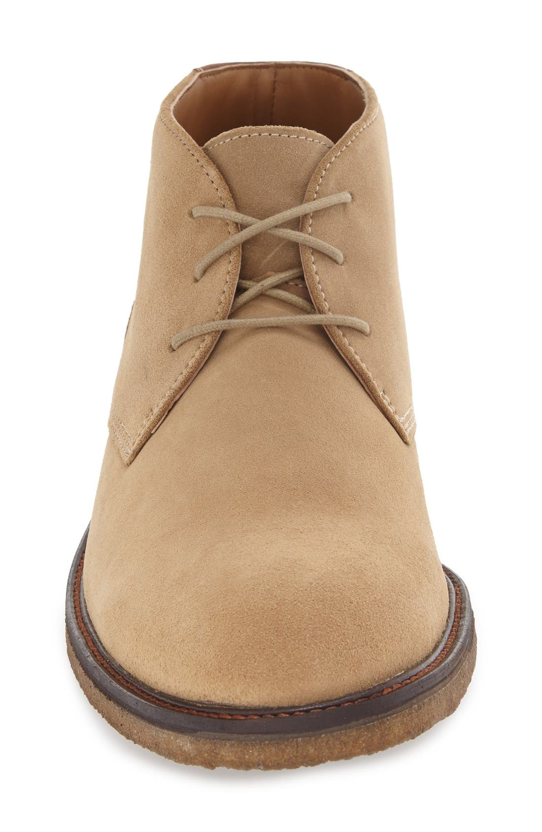 'Copeland' Suede Chukka Boot,                             Alternate thumbnail 23, color,