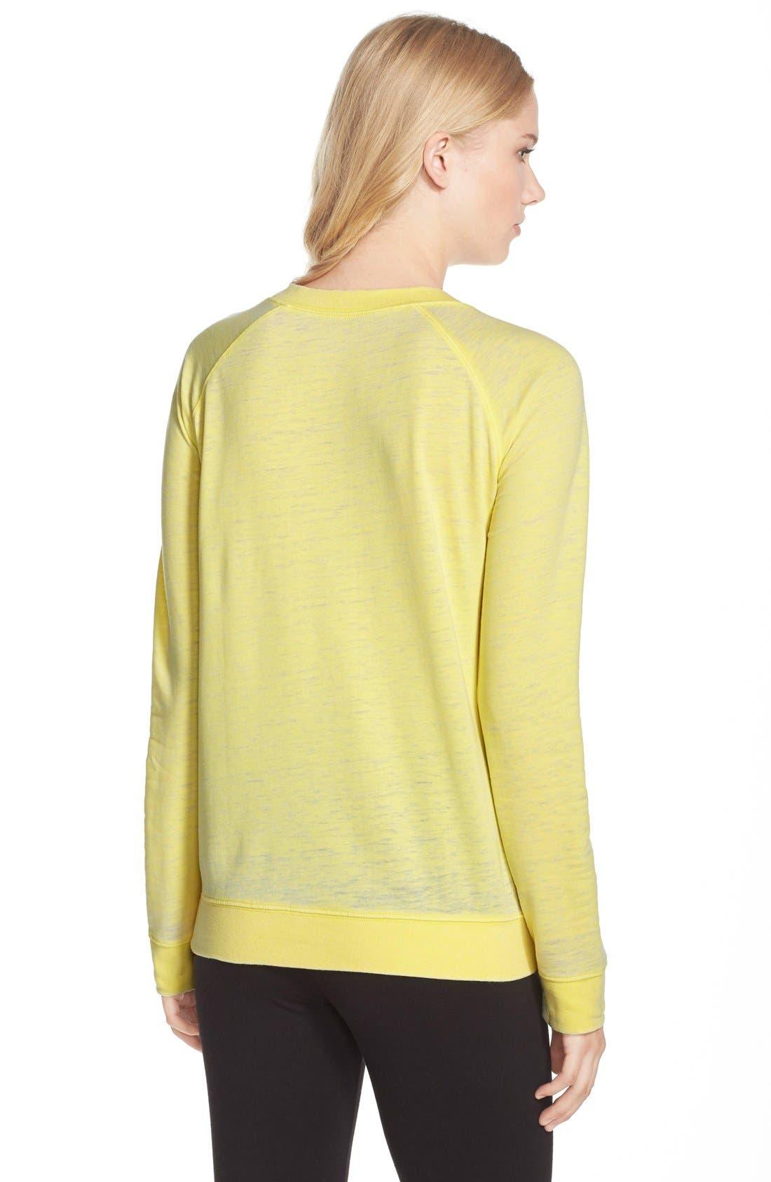 Burnout Lounge Sweatshirt,                             Alternate thumbnail 192, color,