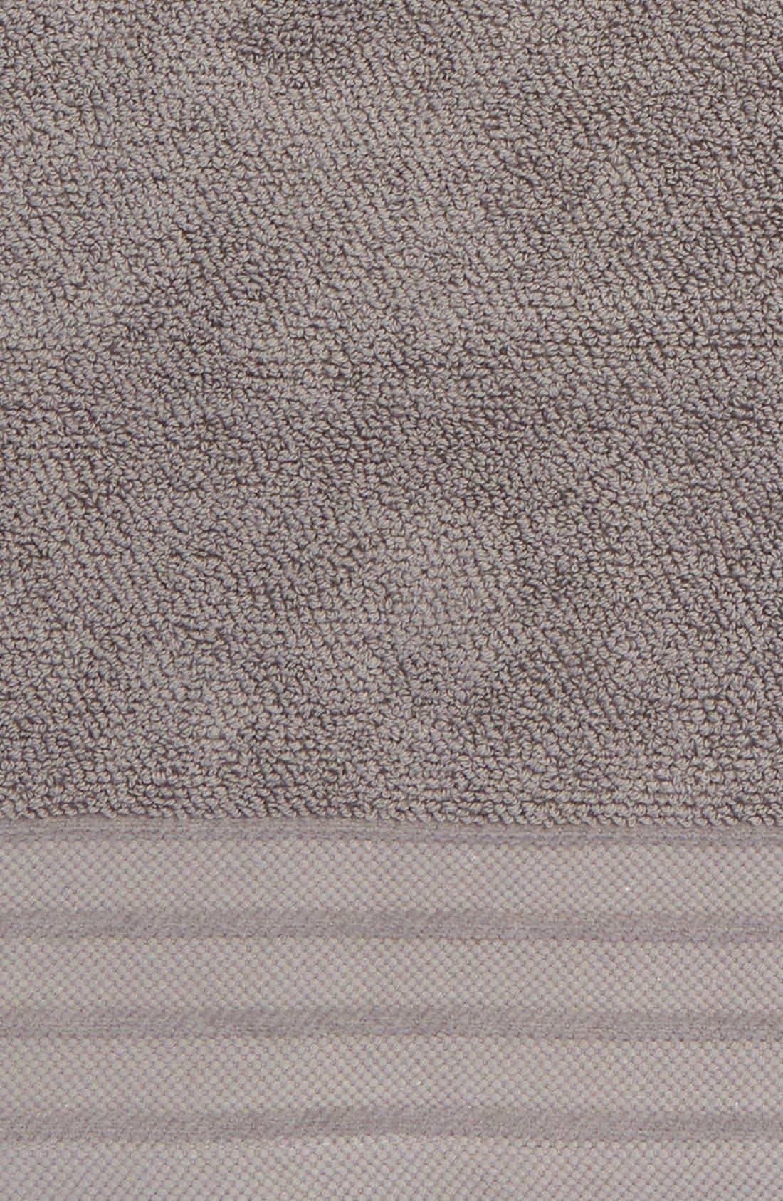 Classic Luxe Cotton Bath Sheet,                             Alternate thumbnail 3, color,                             GRANITE