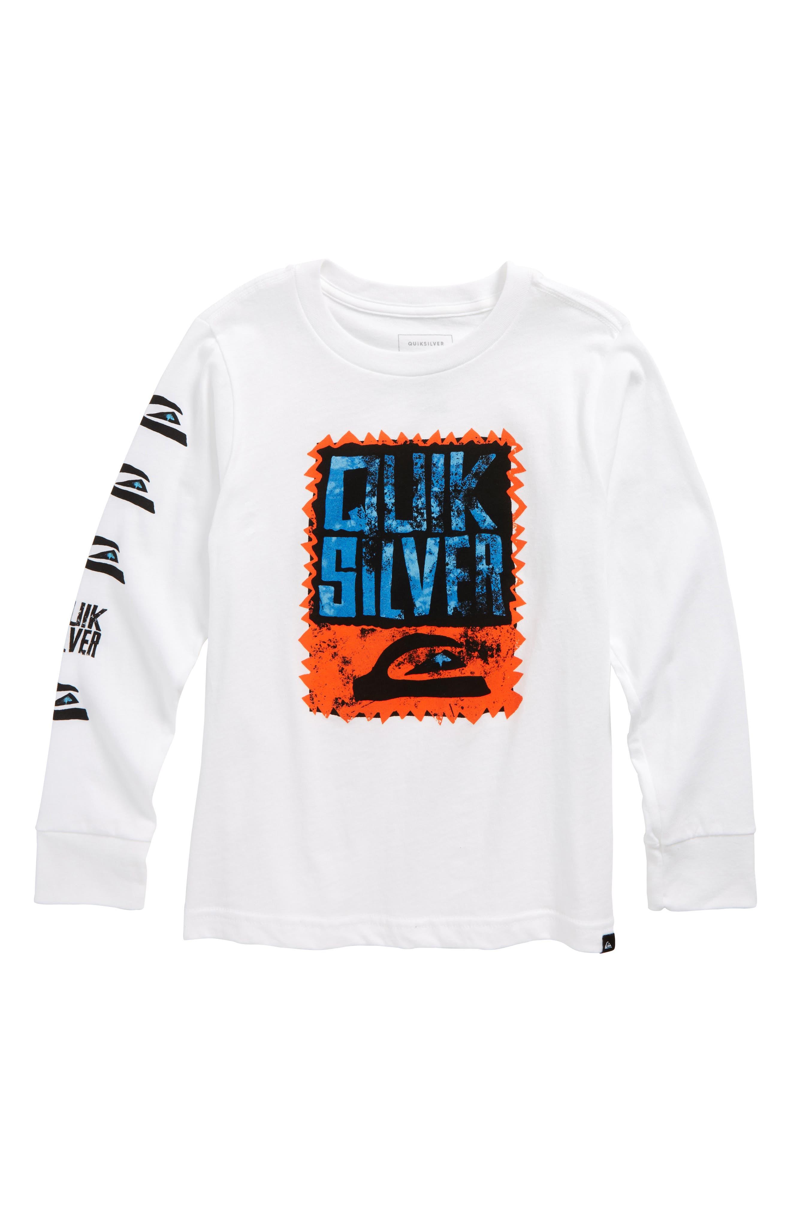 Awaken The Vibe Graphic T-Shirt,                             Main thumbnail 1, color,
