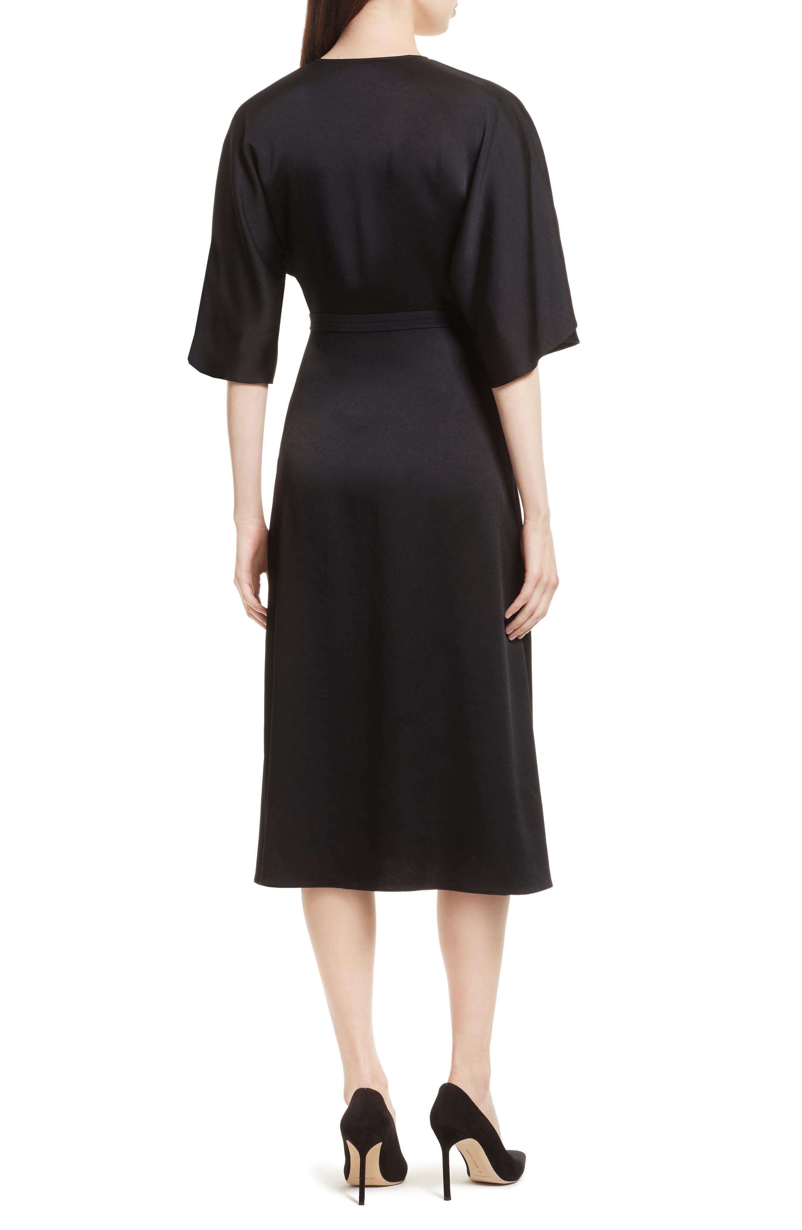Kensington Midi Dress,                             Alternate thumbnail 2, color,                             001
