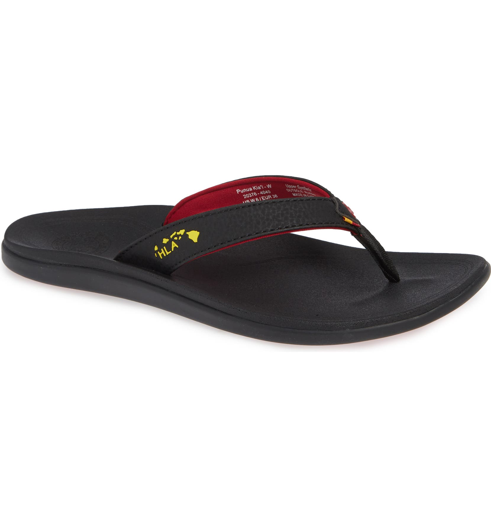 94fbd5a5cd20 ... more photos be09f 32ed2 OluKai Punua Kiai Flip Flop (Women) Nordstrom  ...