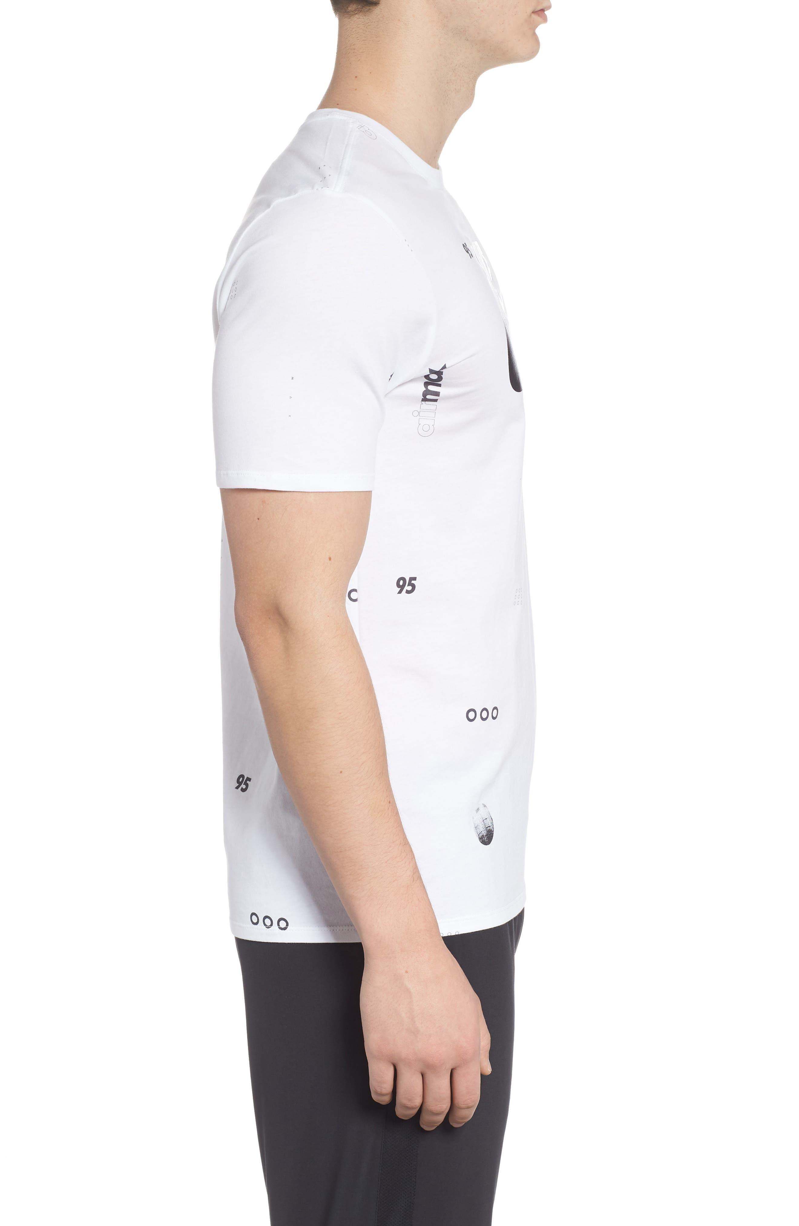 Sportswear Air Max Print T-Shirt,                             Alternate thumbnail 6, color,
