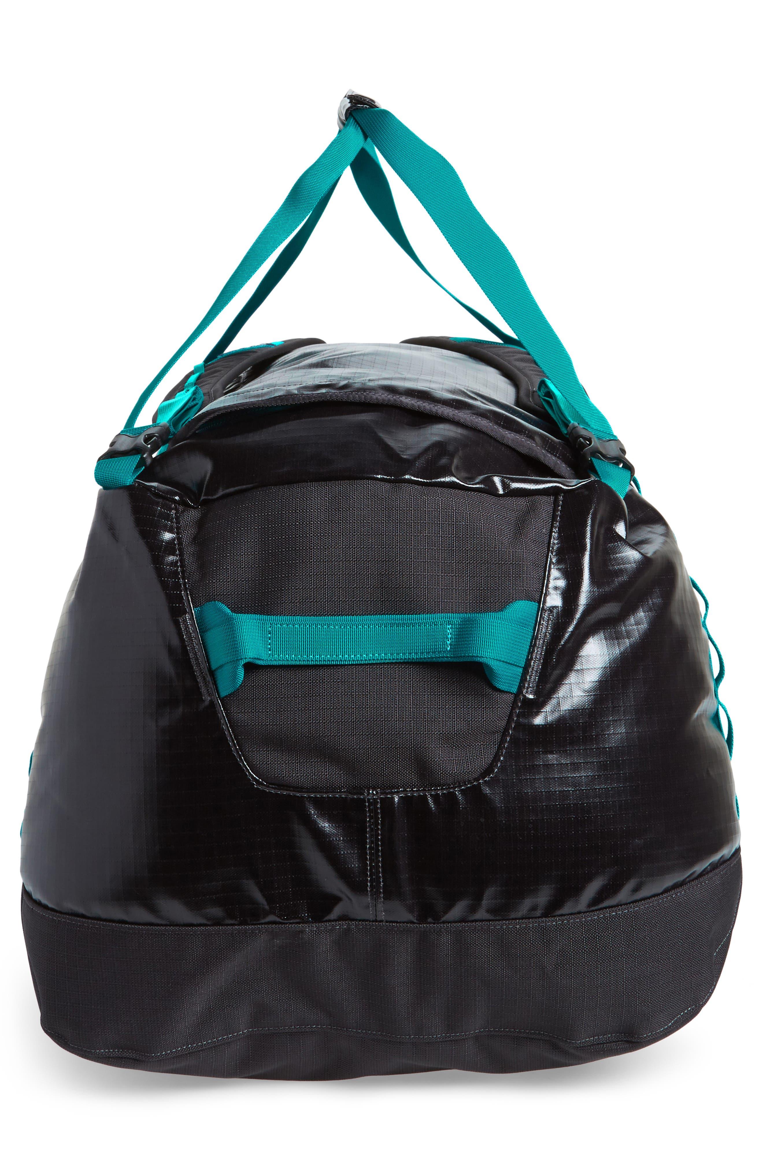'Black Hole<sup>™</sup>' 90L Duffel Bag,                             Alternate thumbnail 5, color,                             002