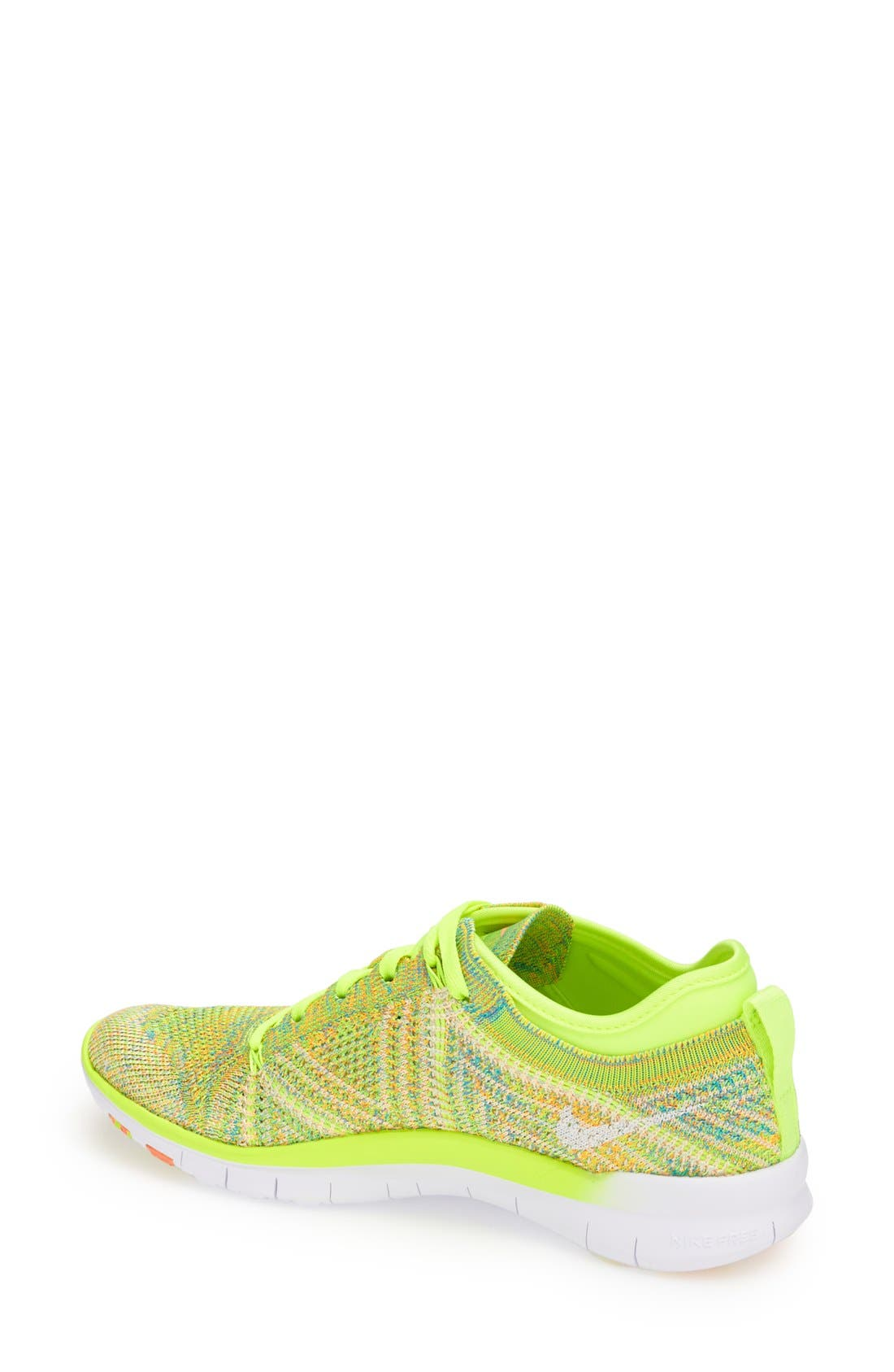 'Free Flyknit 5.0 TR' Training Shoe,                             Alternate thumbnail 50, color,