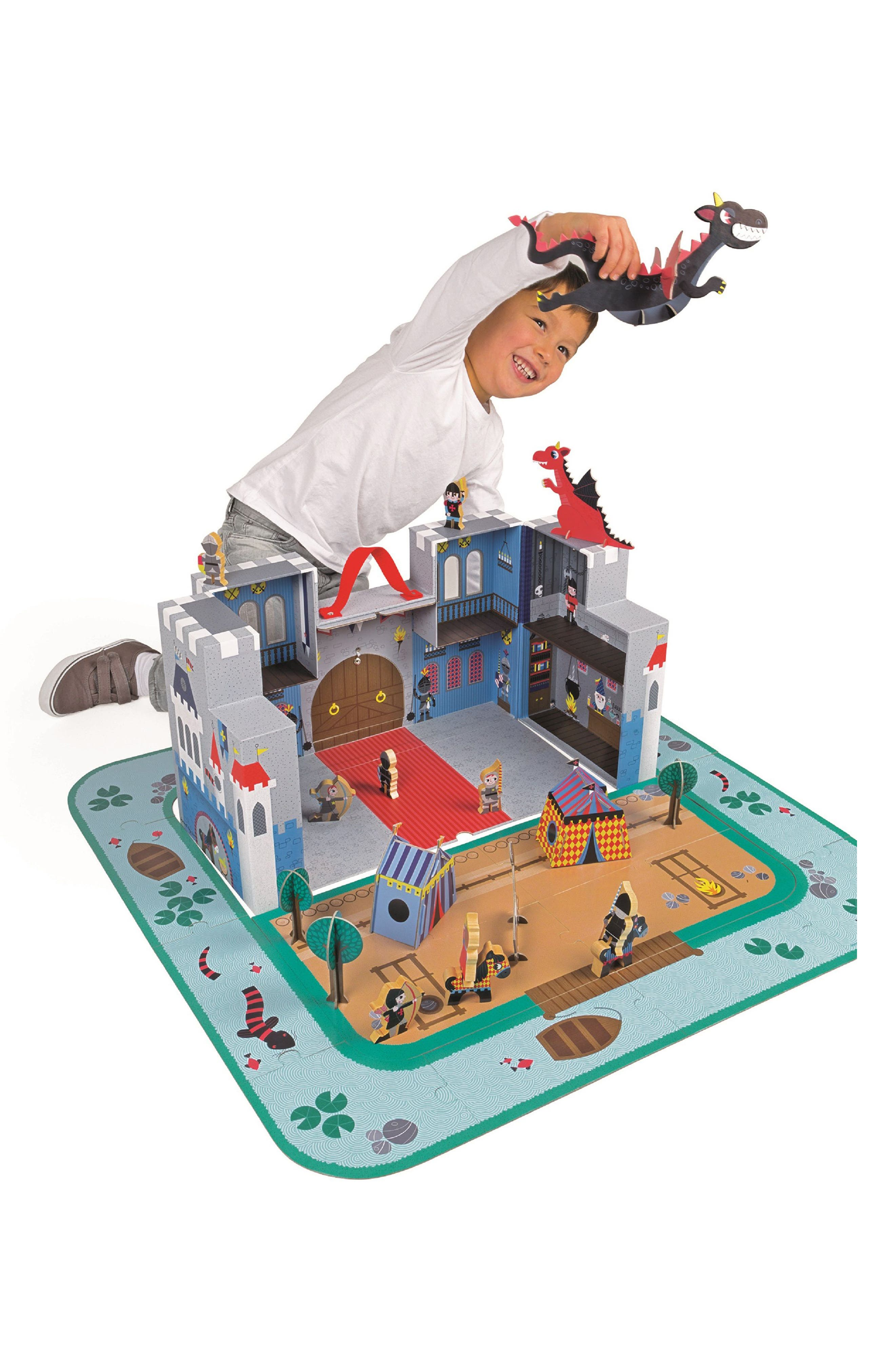 The Fantastic Castle Play Set,                             Alternate thumbnail 4, color,                             MULTI