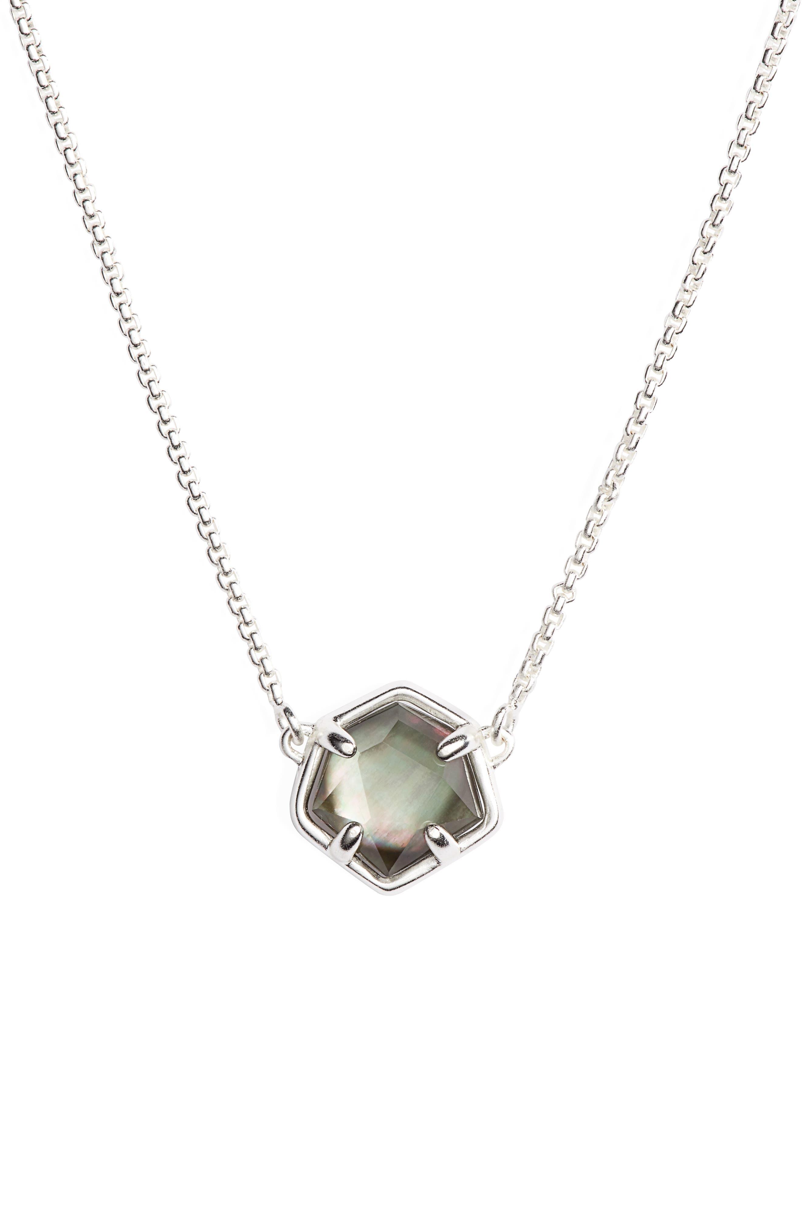 KENDRA SCOTT Jaxon Pendant Necklace, Main, color, 005